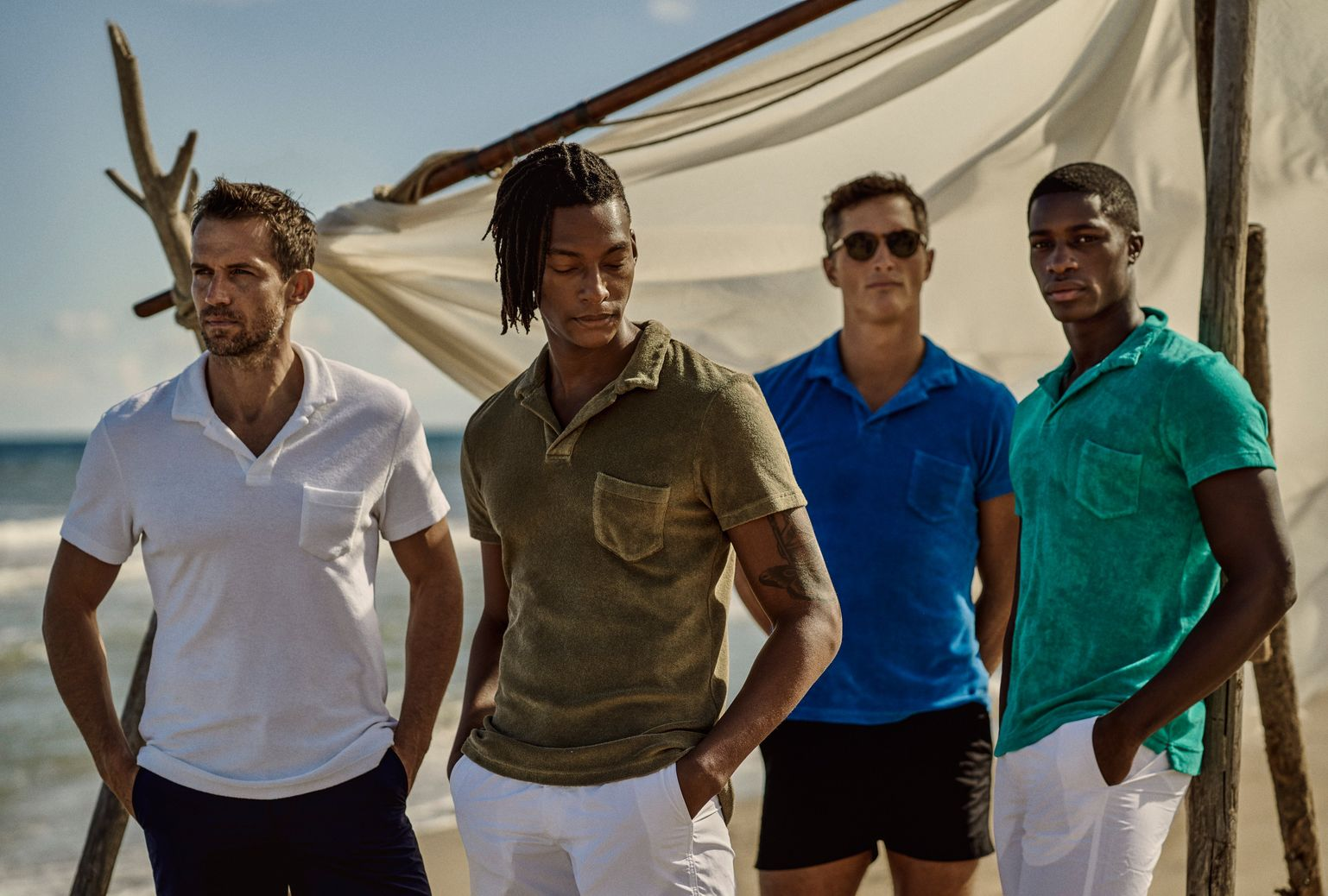 Thinking about making a polo shirt the next addition to your holiday wardrobe?