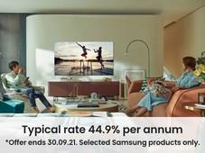 Samsung credit back
