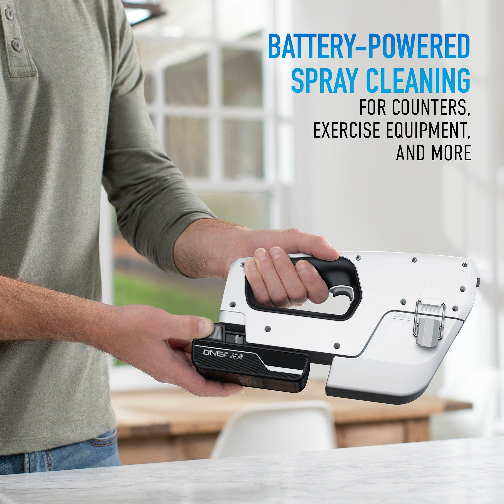 ONEPWR Handheld Sprayer with ONEPWR Rechargeable Battery2