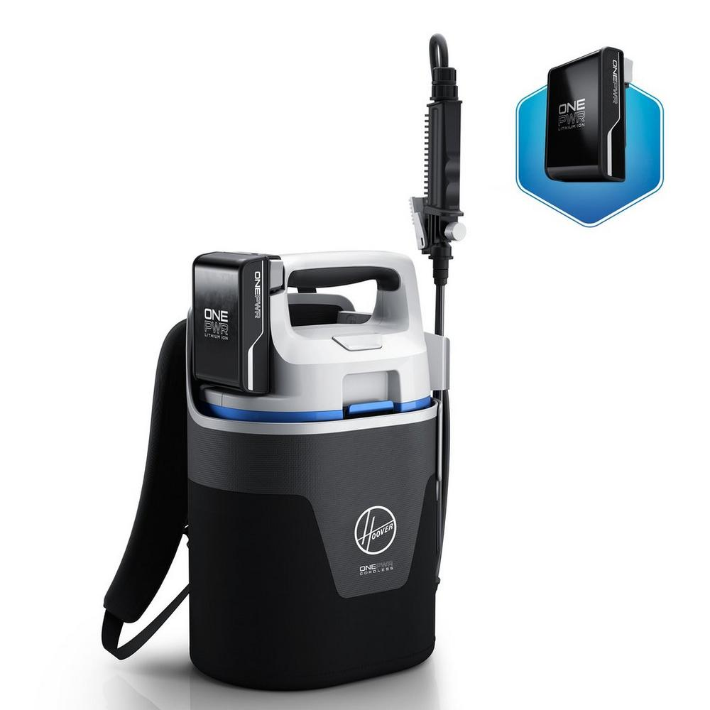 Cordless Backpack Sprayer with ONEPWR Rechargeable Battery1