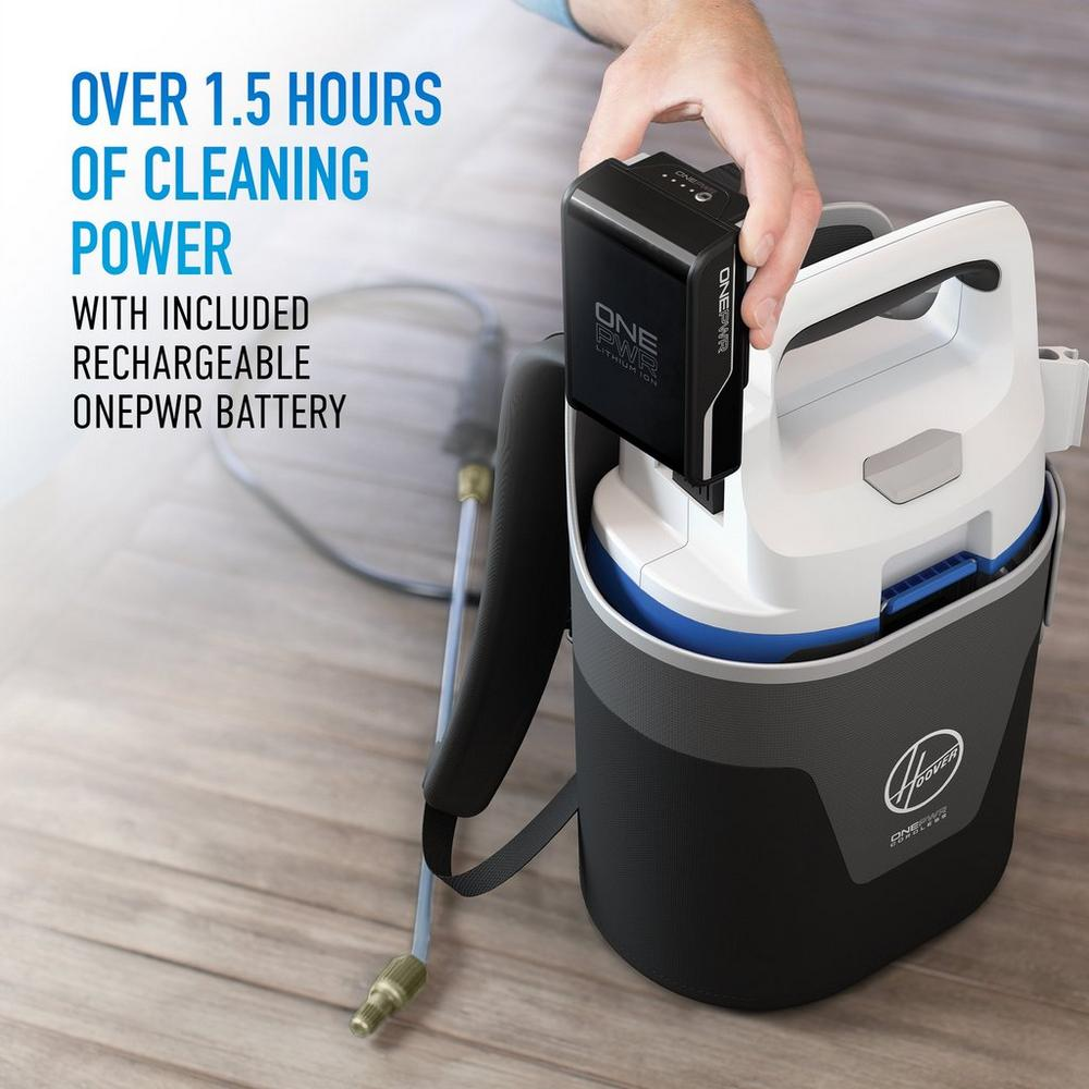 Cordless Backpack Sprayer with ONEPWR Rechargeable Battery4