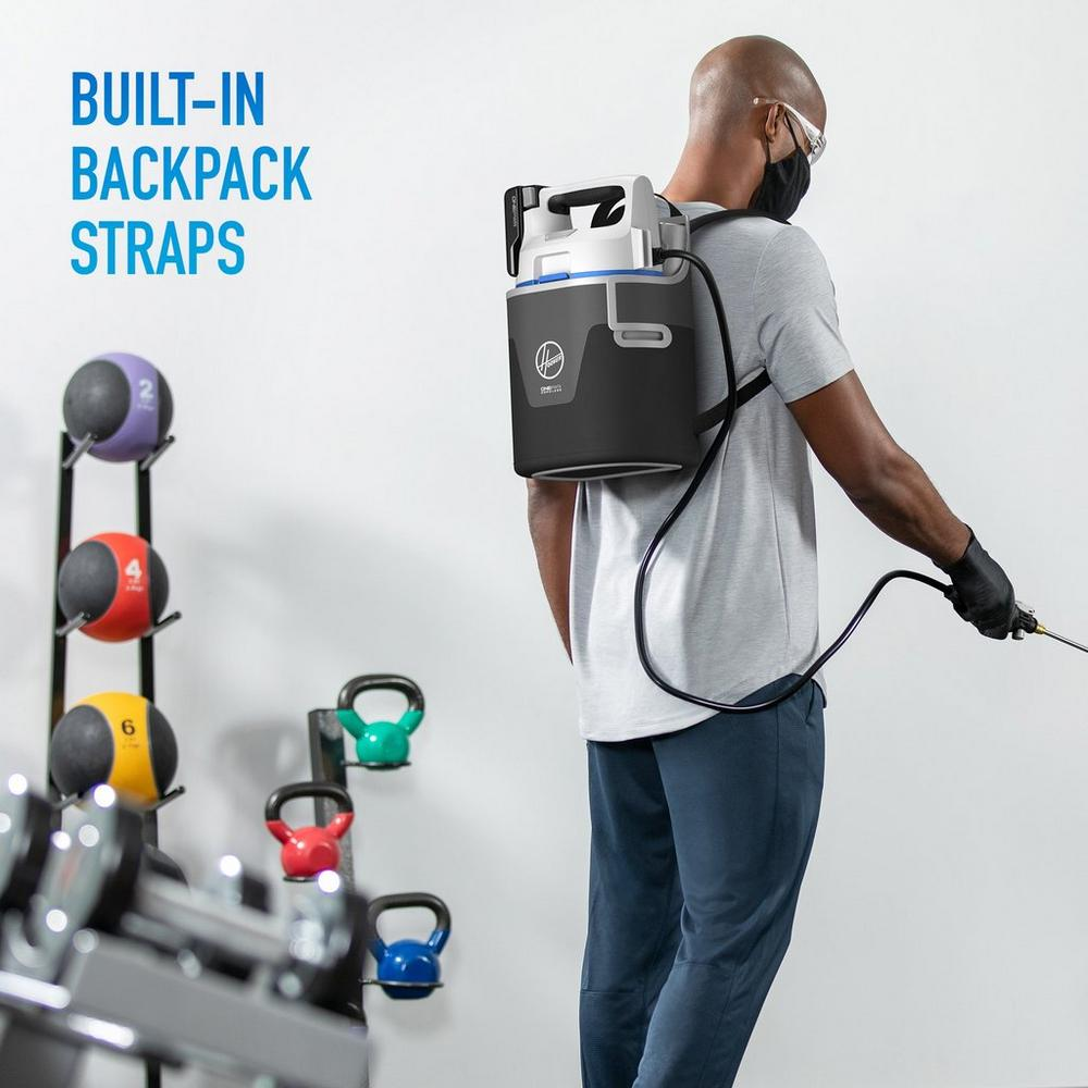 Cordless Backpack Sprayer with ONEPWR Rechargeable Battery5