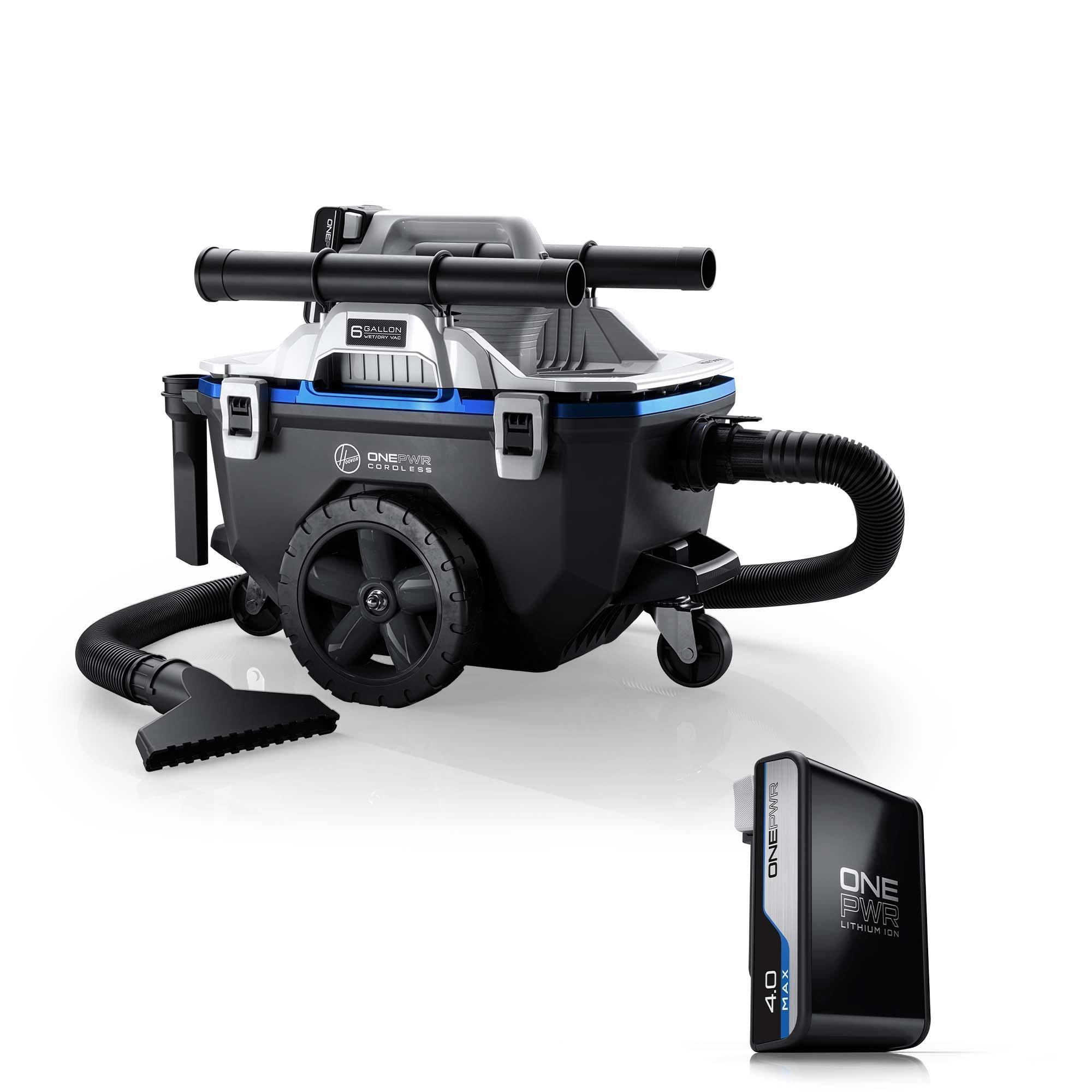 ONEPWR Blade+ Stick Vacuum with Spotless GO Portable Spot Cleaner