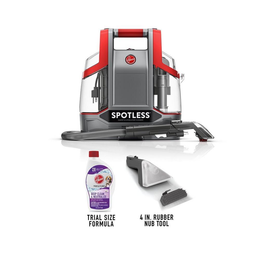 Spotless Portable Carpet & Upholstery Cleaner7