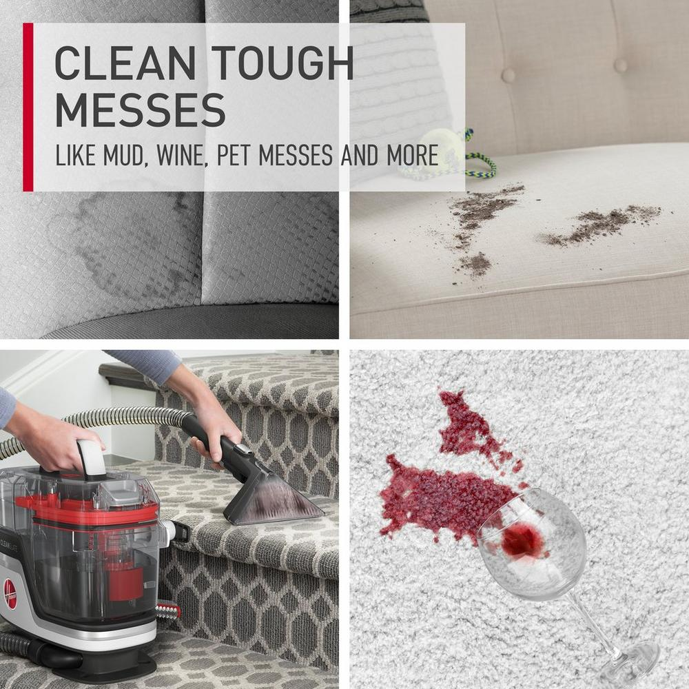 CleanSlate Pet Carpet & Upholstery Spot Cleaner6