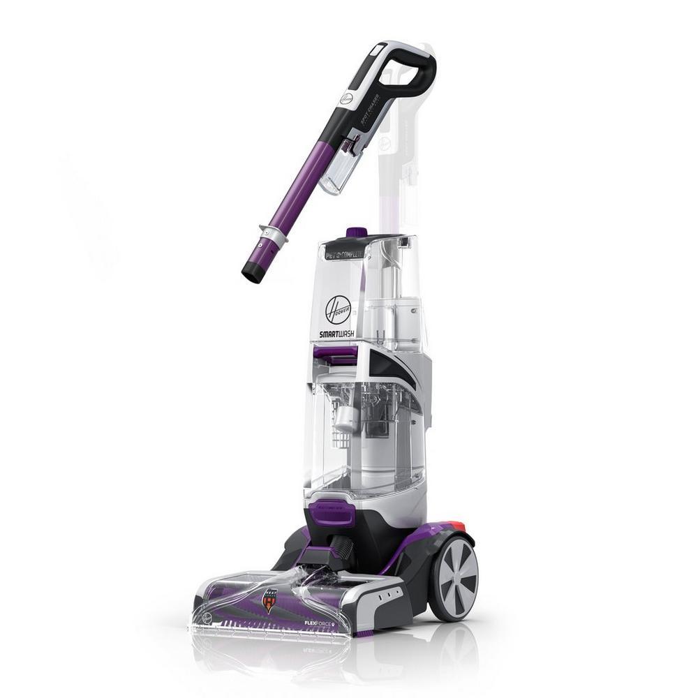 SmartWash PET Complete Automatic Carpet Cleaner