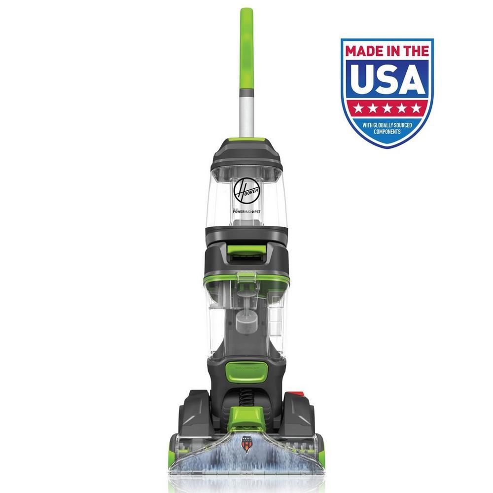 Dual Power Max Pet Carpet Cleaner