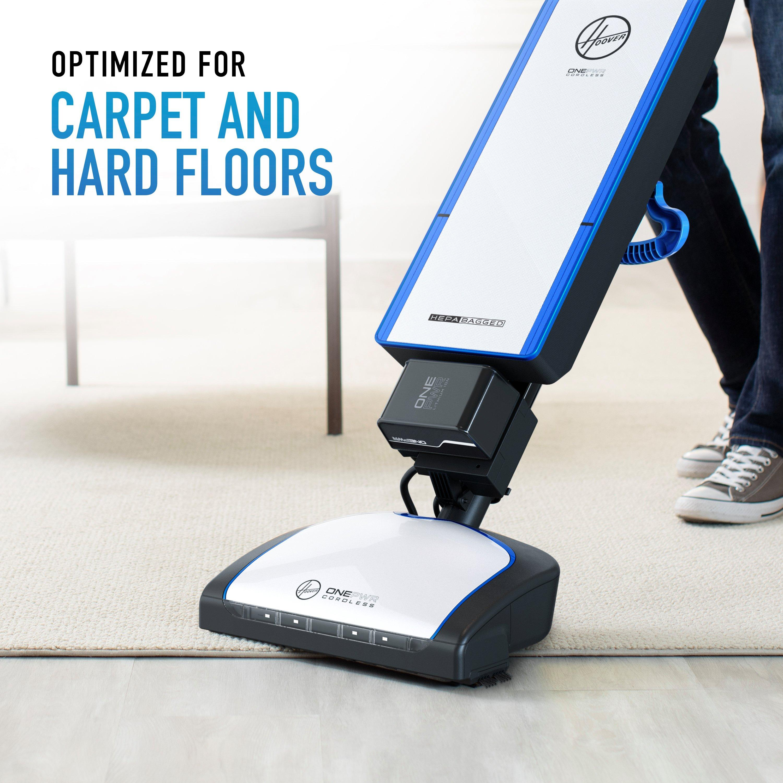 ONEPWR™ HEPA+ Cordless Upright Vacuum - Kit4