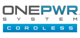 Logo for ONEPWR Cordless System