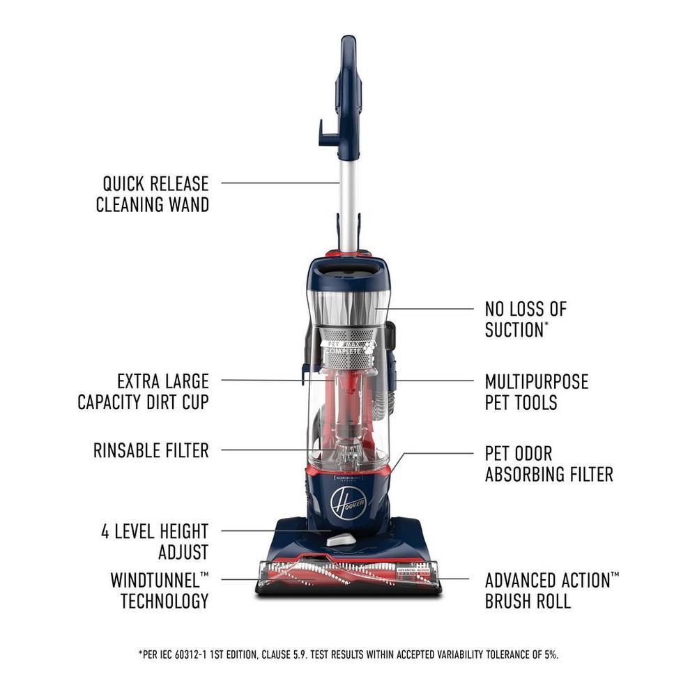 Pet Max Complete Maxlife Upright Vacuum6