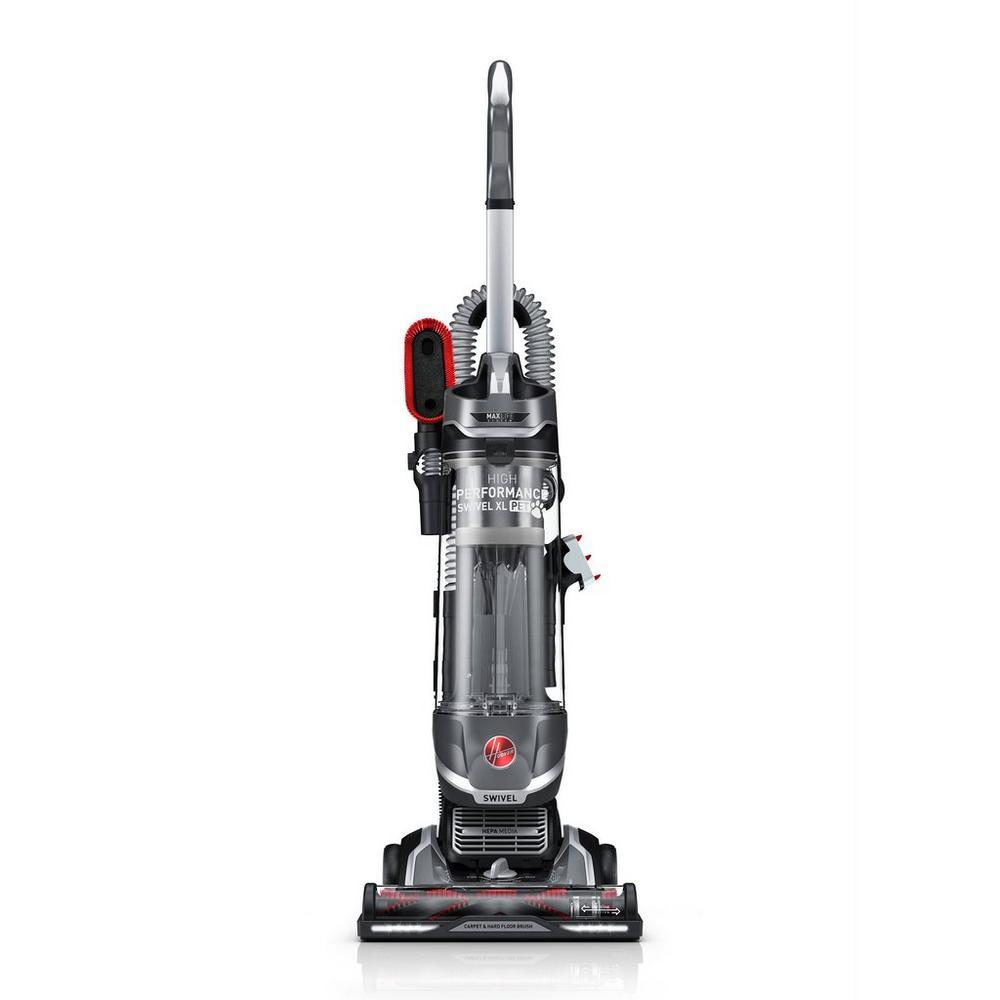 High Performance Swivel XL Pet Upright Vacuum
