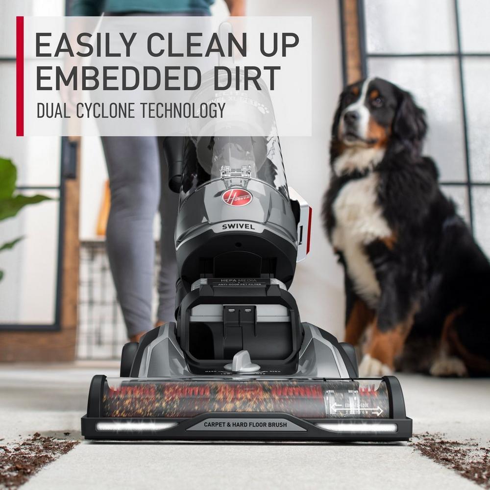 Elite Swivel XL Pet Upright Vacuum6