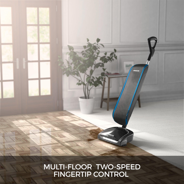HEPA Upright Bagged Vacuum Cleaner3