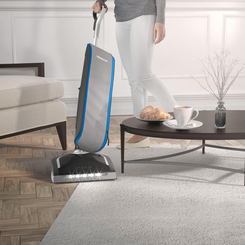 Oreck HEPA Swivel Upright Bagged Vacuum Cleaner8