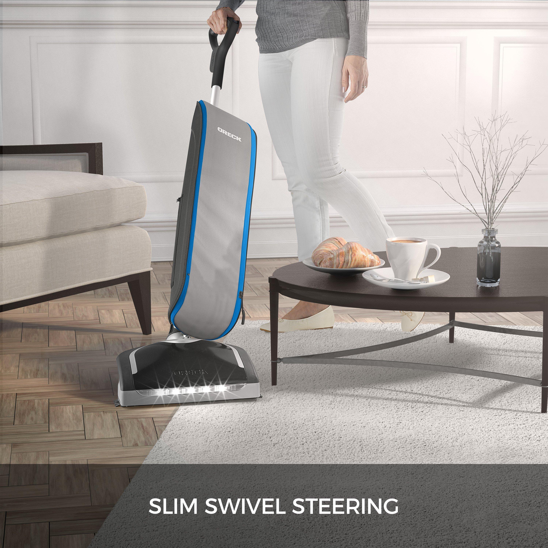 Oreck HEPA Swivel Upright Bagged Vacuum Cleaner3