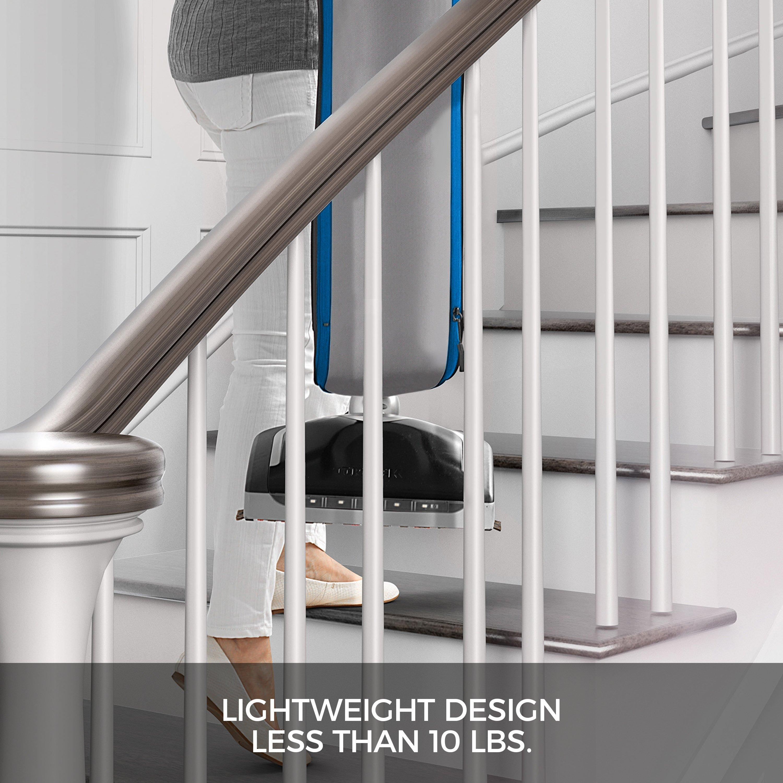 Oreck HEPA Swivel Upright Bagged Vacuum Cleaner6