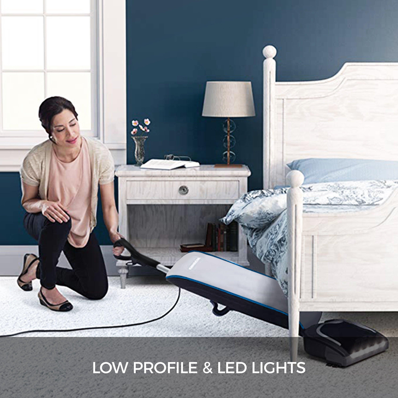 Oreck HEPA Swivel Upright Bagged Vacuum Cleaner7