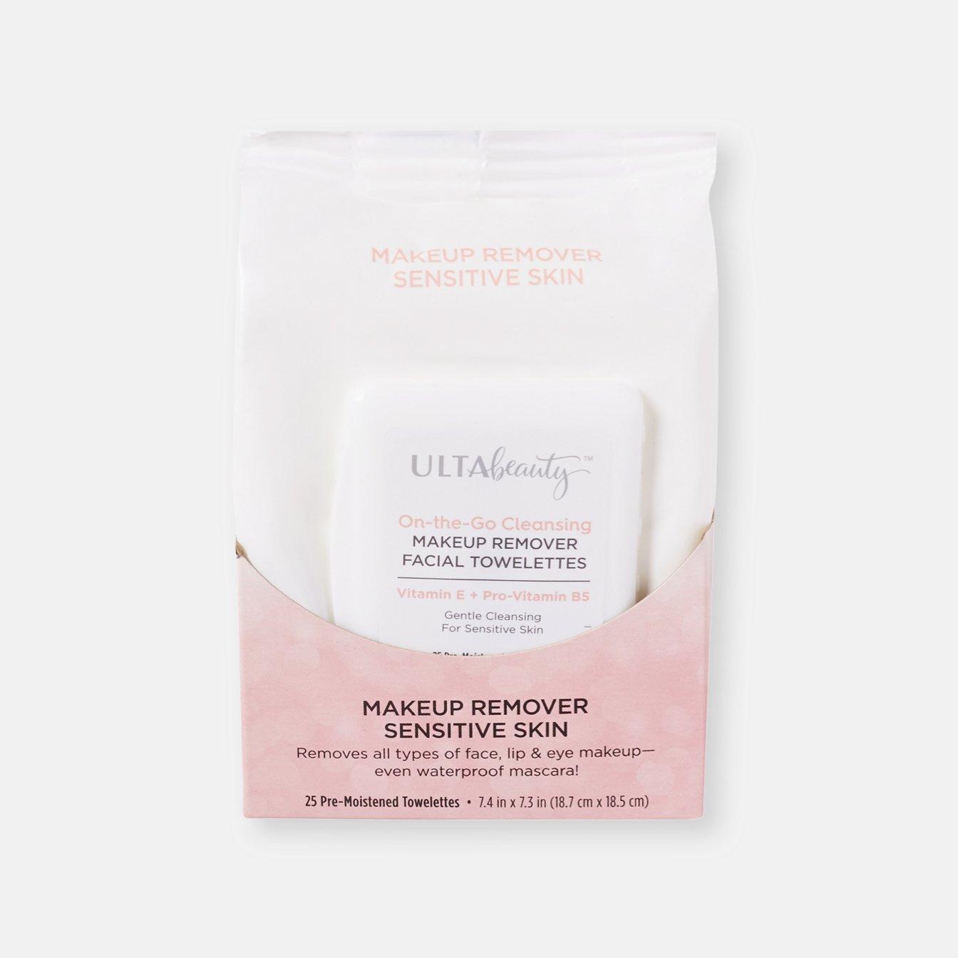 Ulta Sensitive Skin Facial Cleansing Towelettes