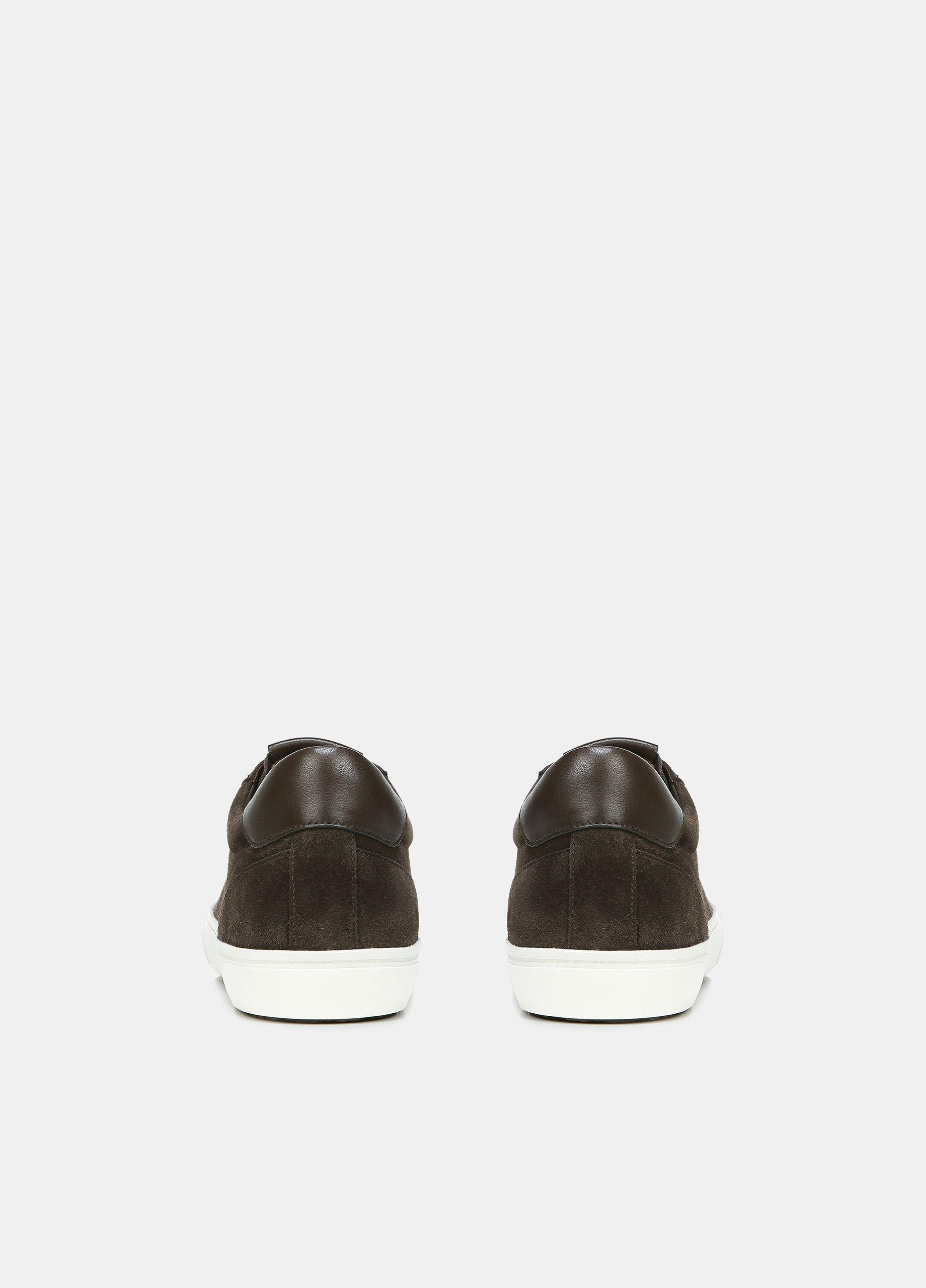Suede Parker Sneaker