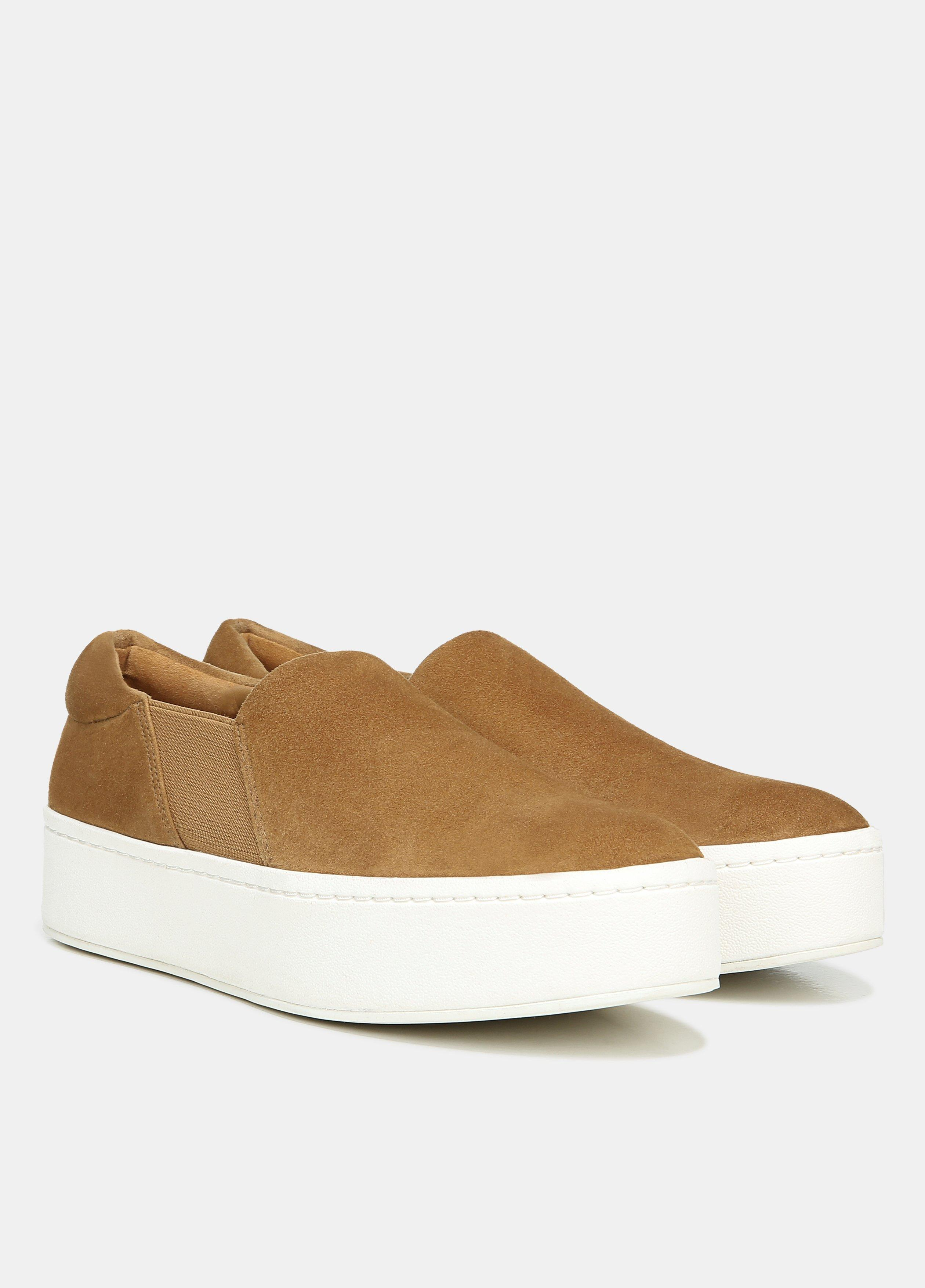 Suede Warren Sneaker