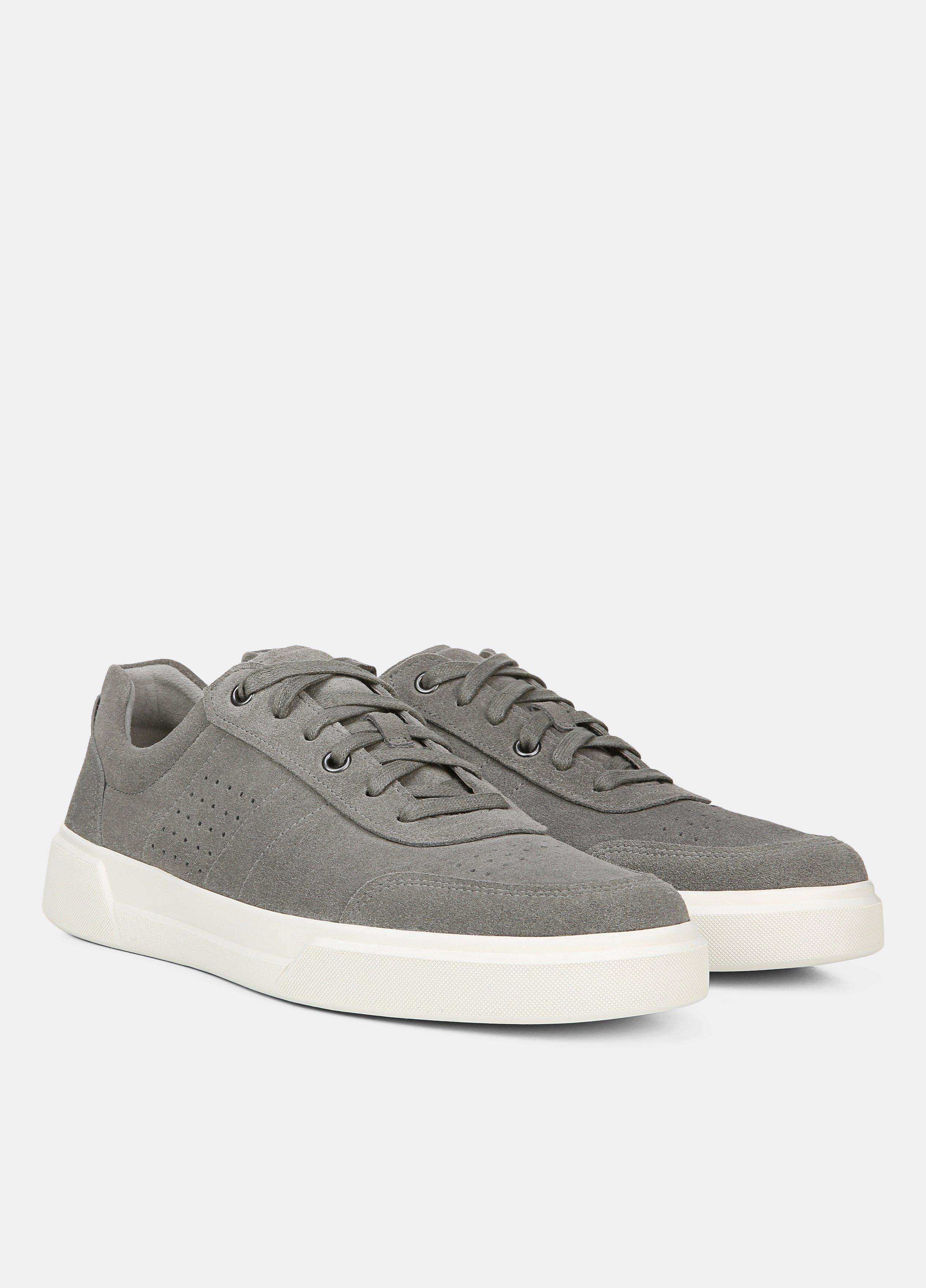 Suede Barnett Sneaker