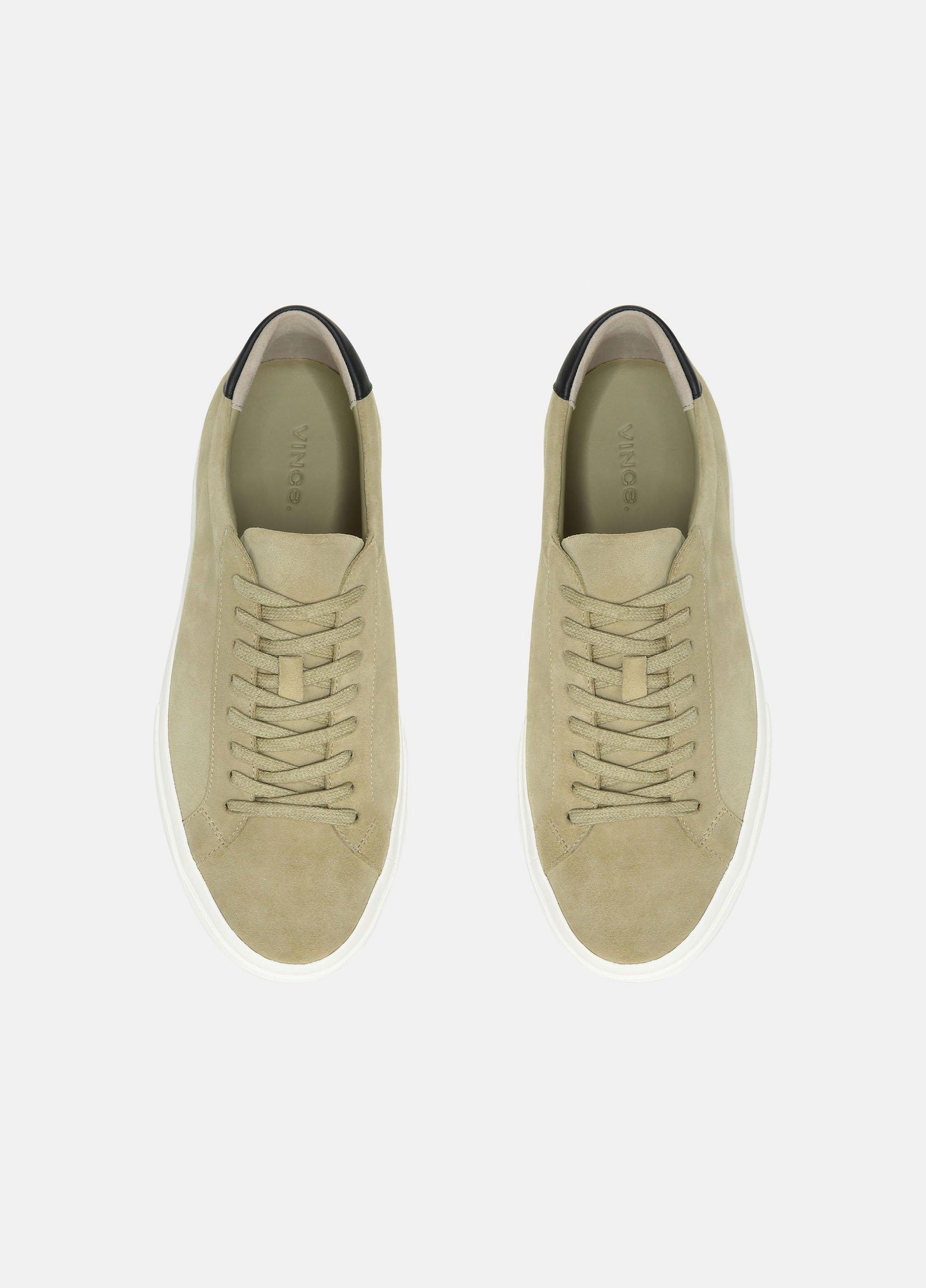 Fulton-E Suede Sneaker