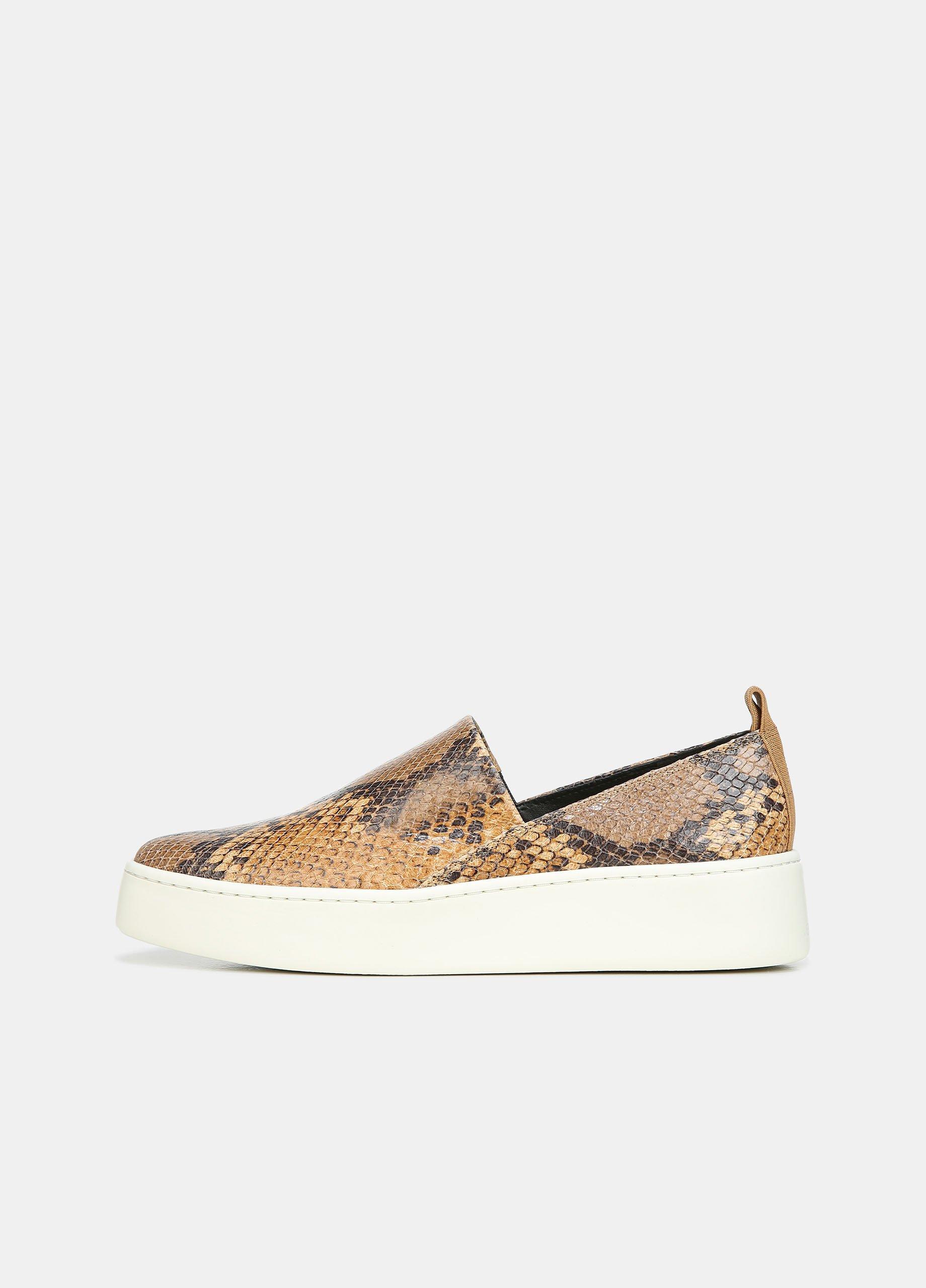 Snake Saxon-2 Slip On Sneaker