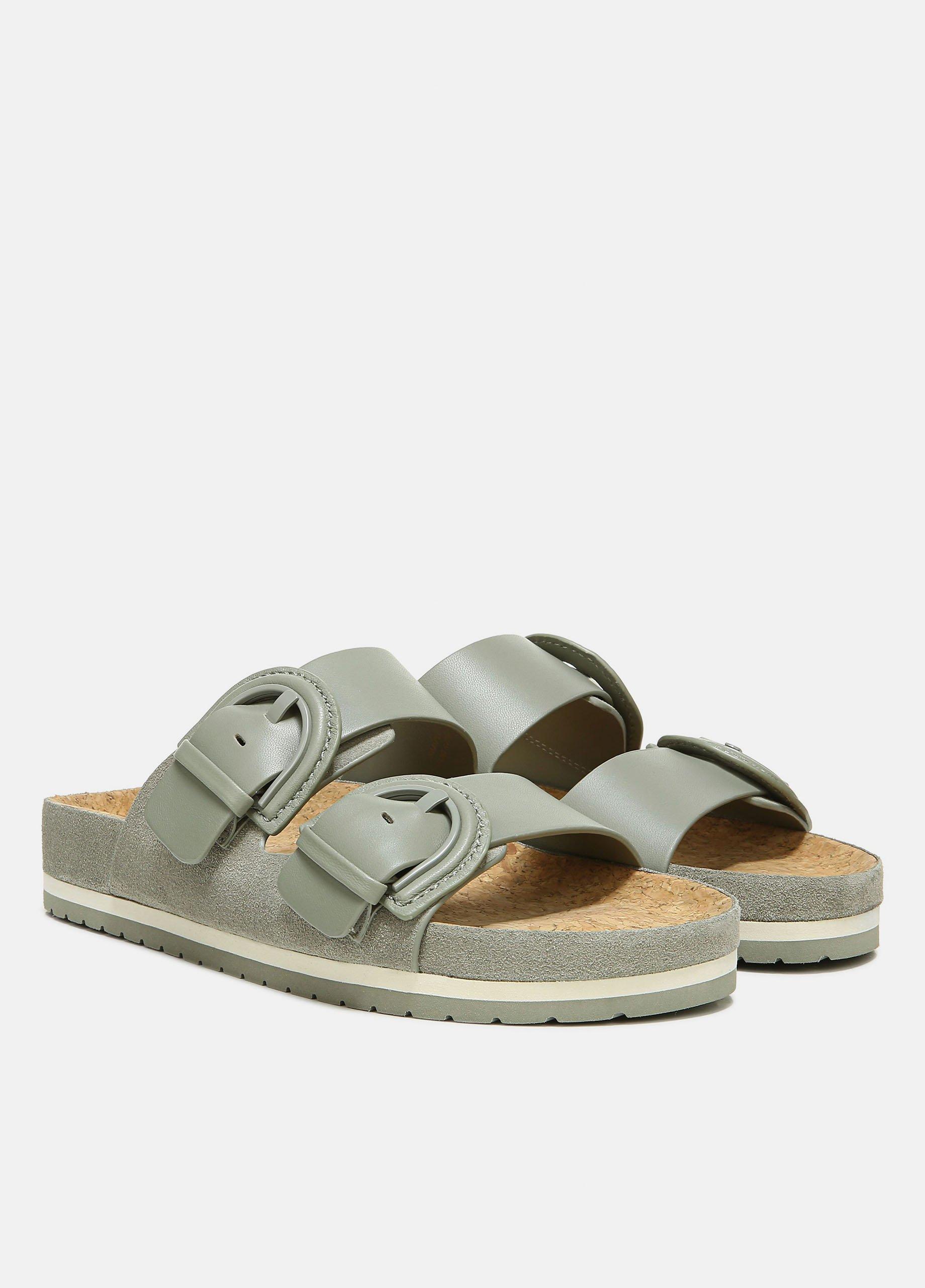 Glyn Leather Sandal