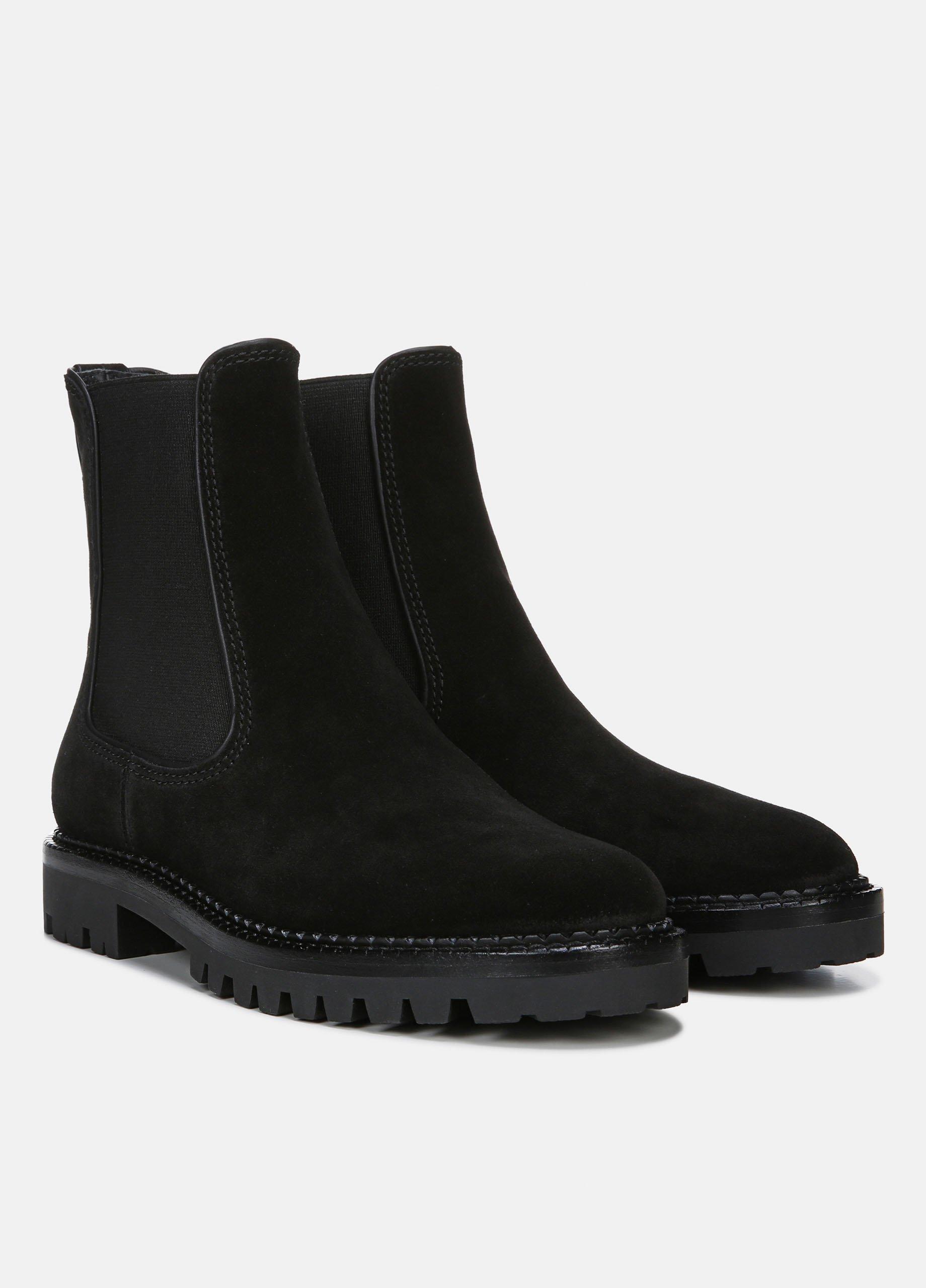 Suede Carmine Boot