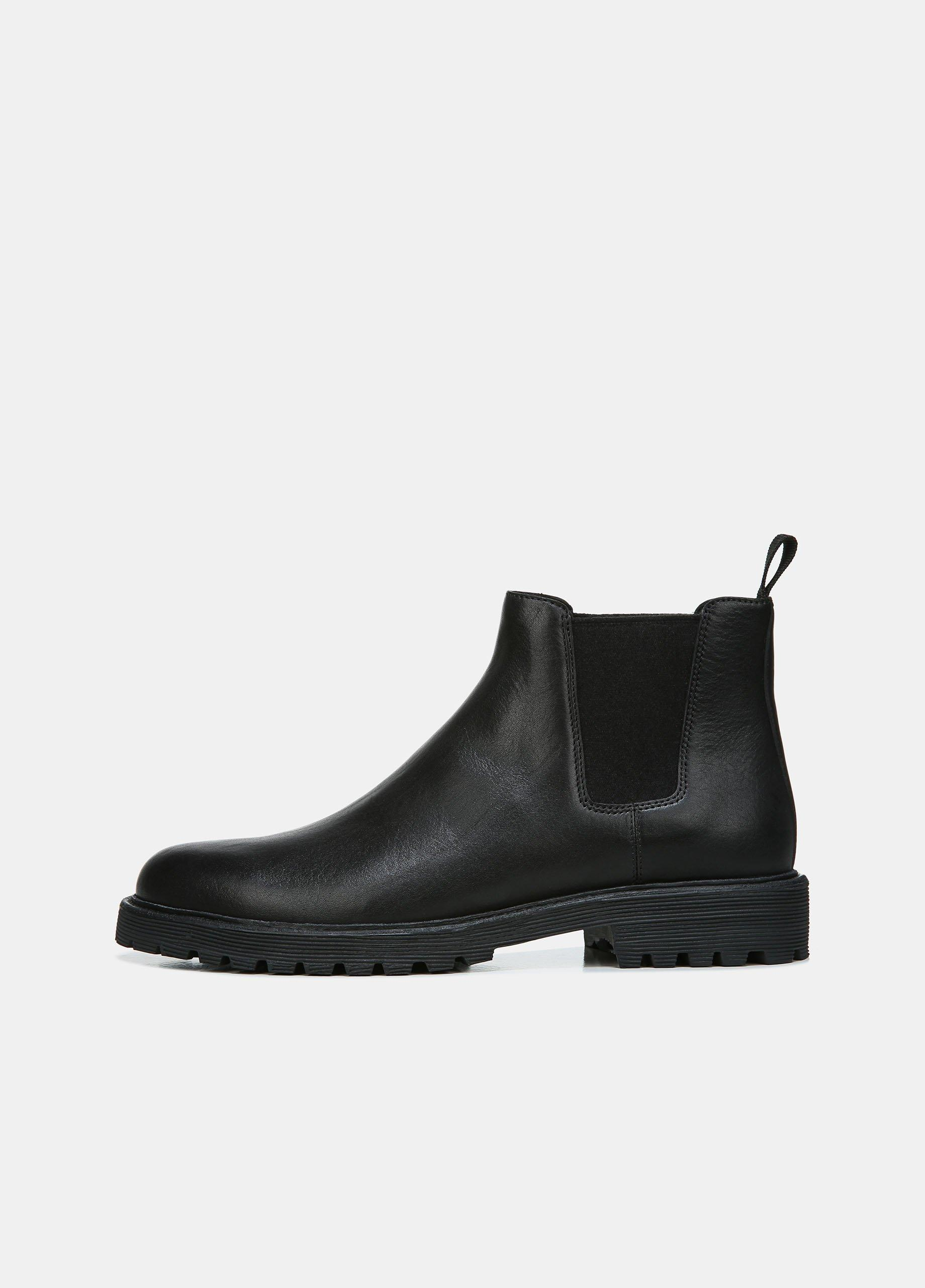 Leather Benner Boot