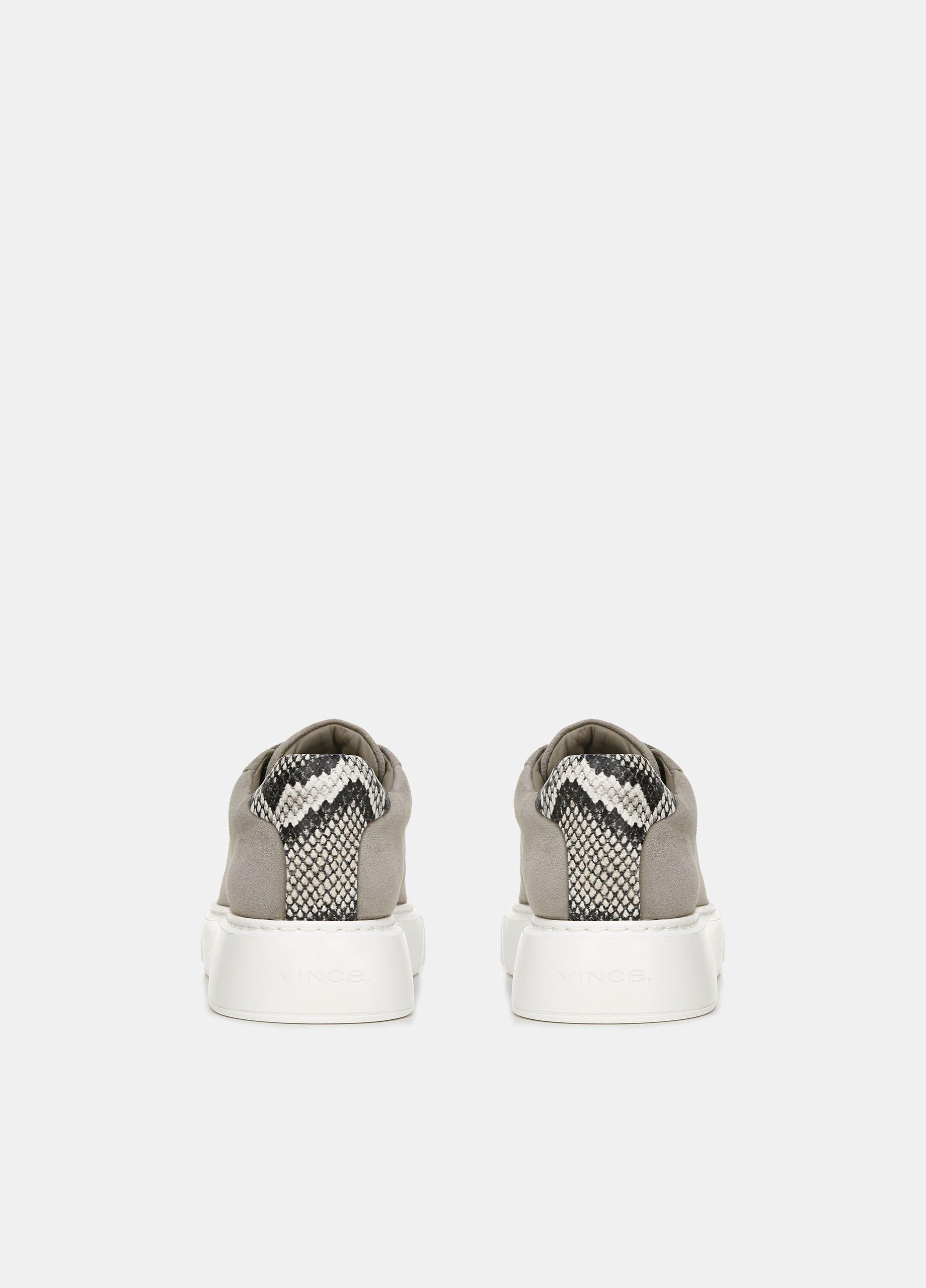 Suede Rhea Platform Sneaker