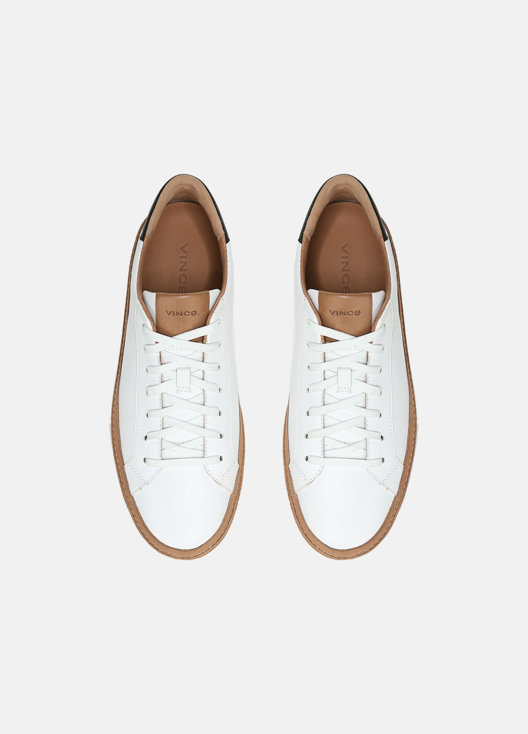 Leather Prescott Sneaker