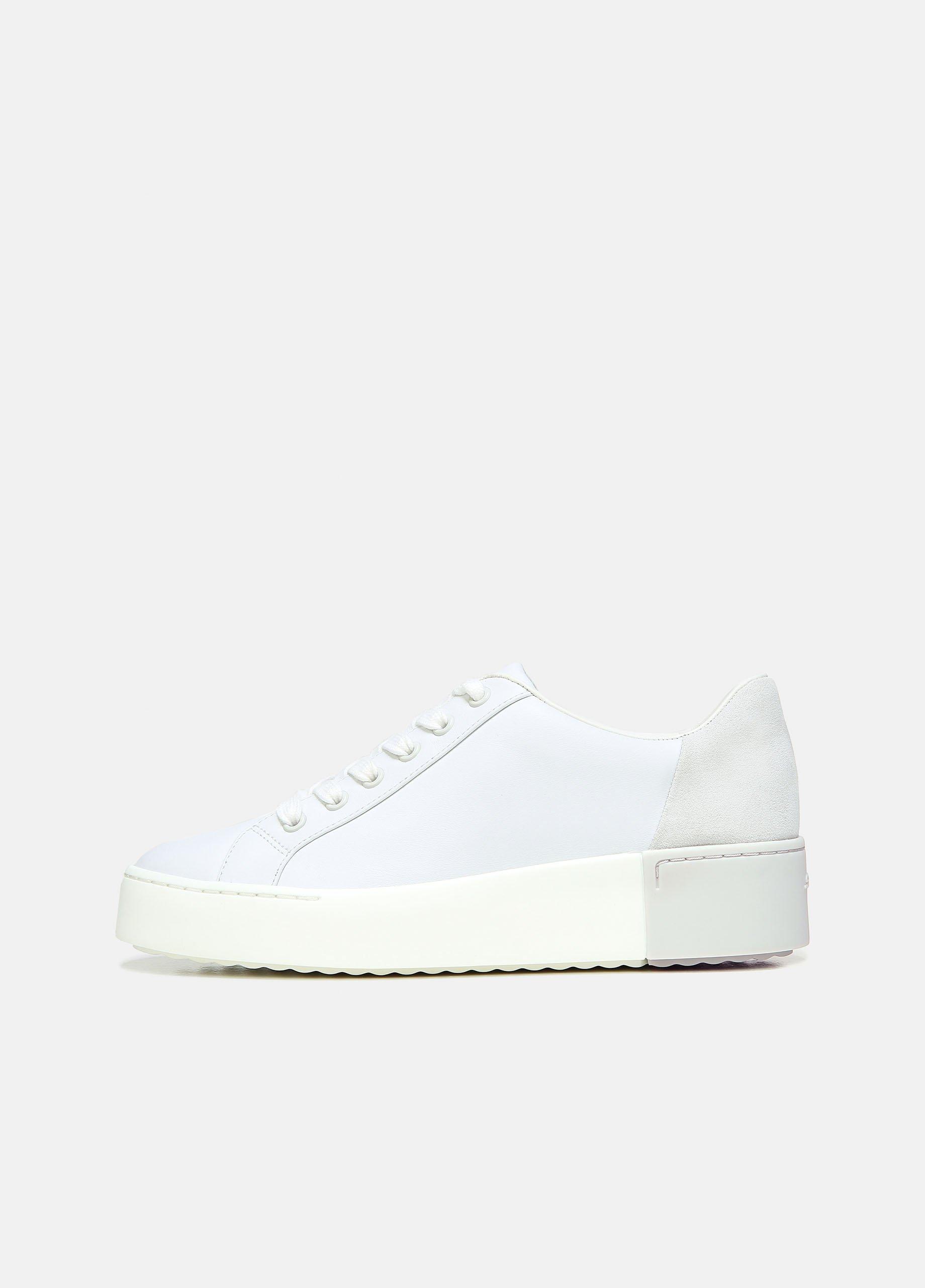 Leather Bensley Sneaker