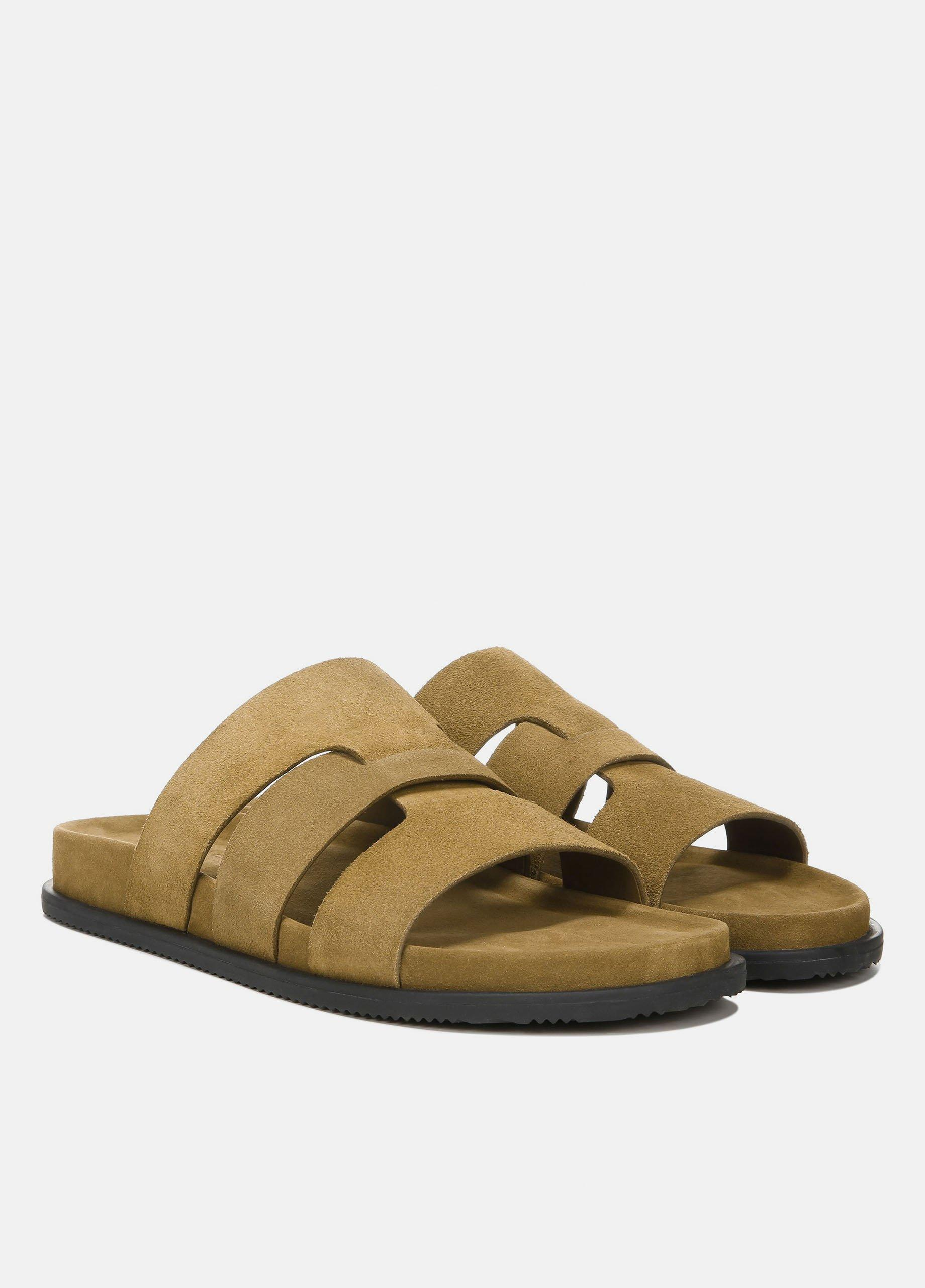 Dorsey Suede Sandal