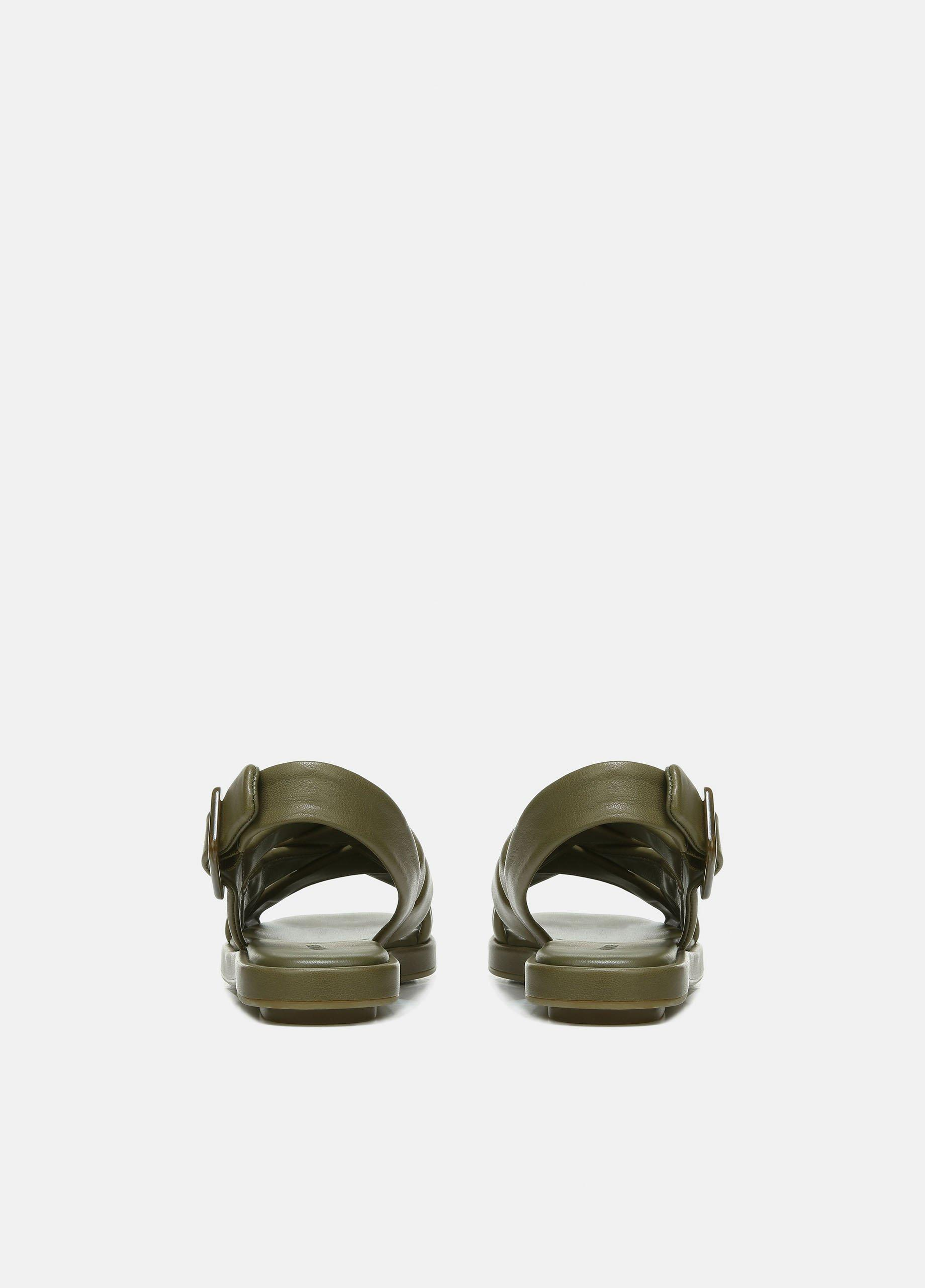 Rexx Leather Sandal