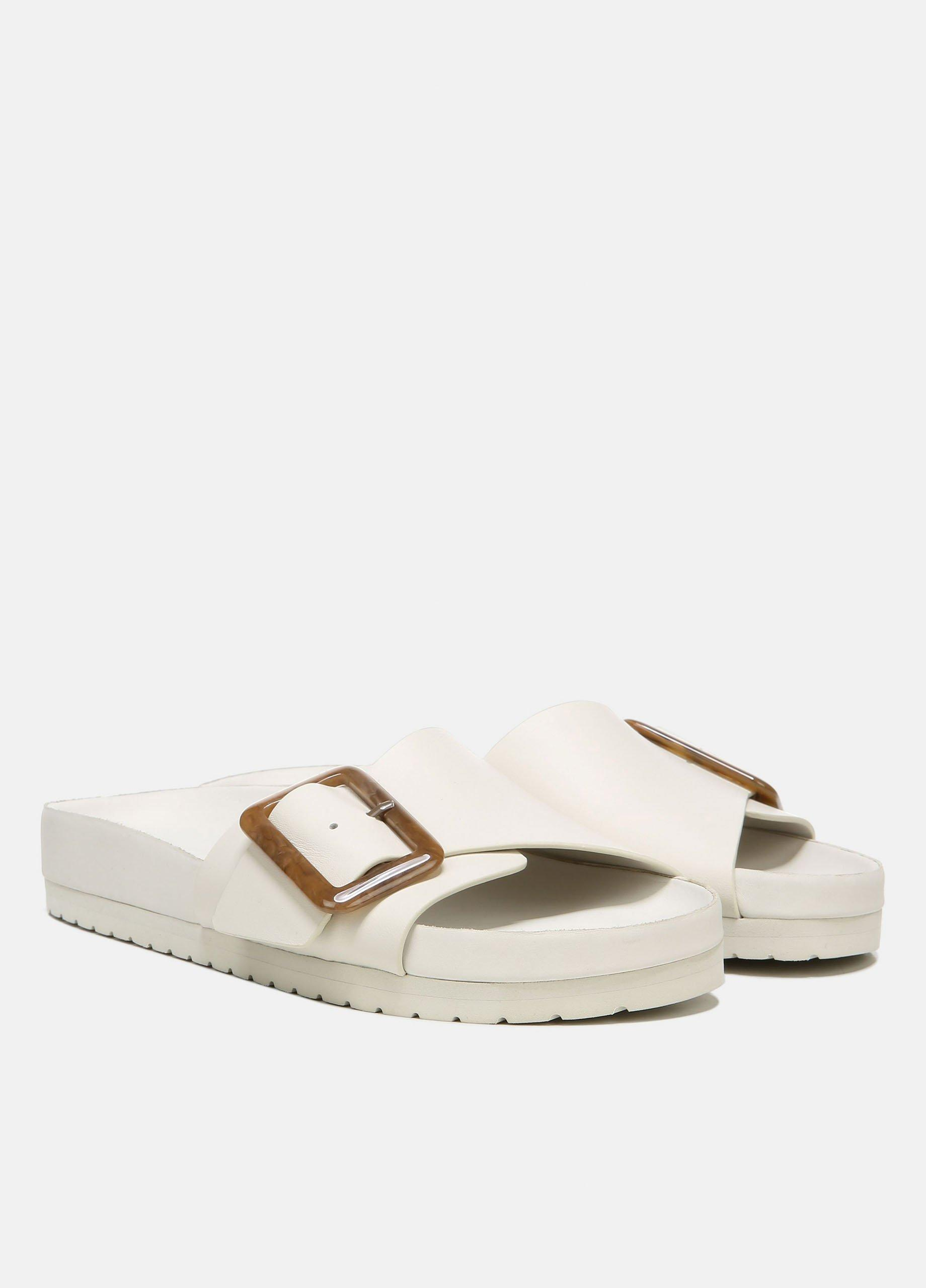 Grant Leather Sandal