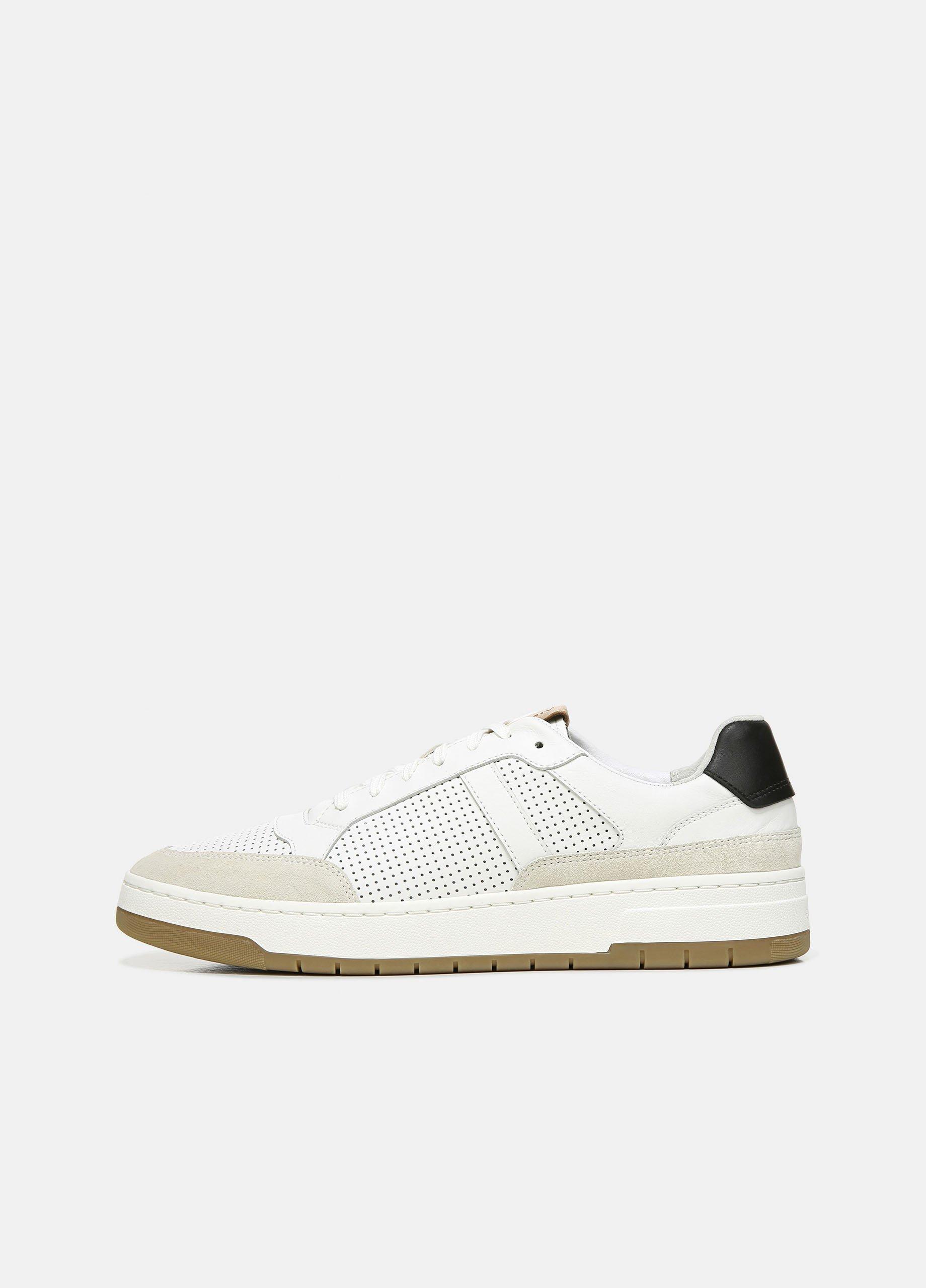 Mason Leather Sneaker