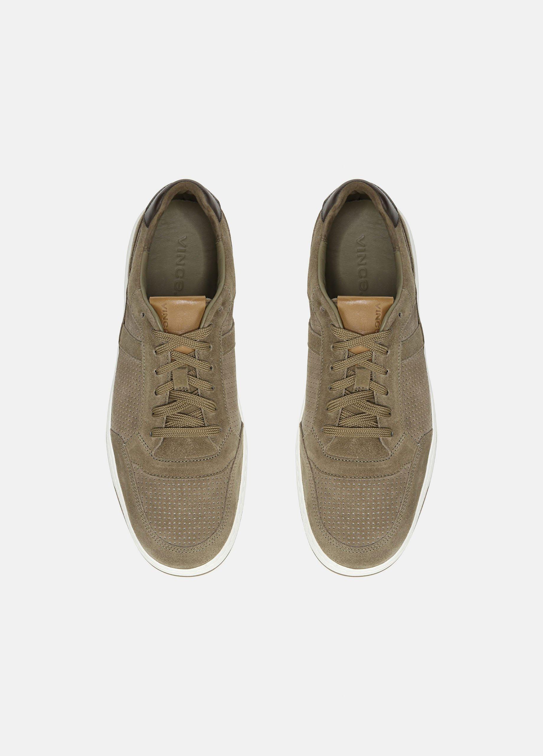 Mason Suede Sneaker