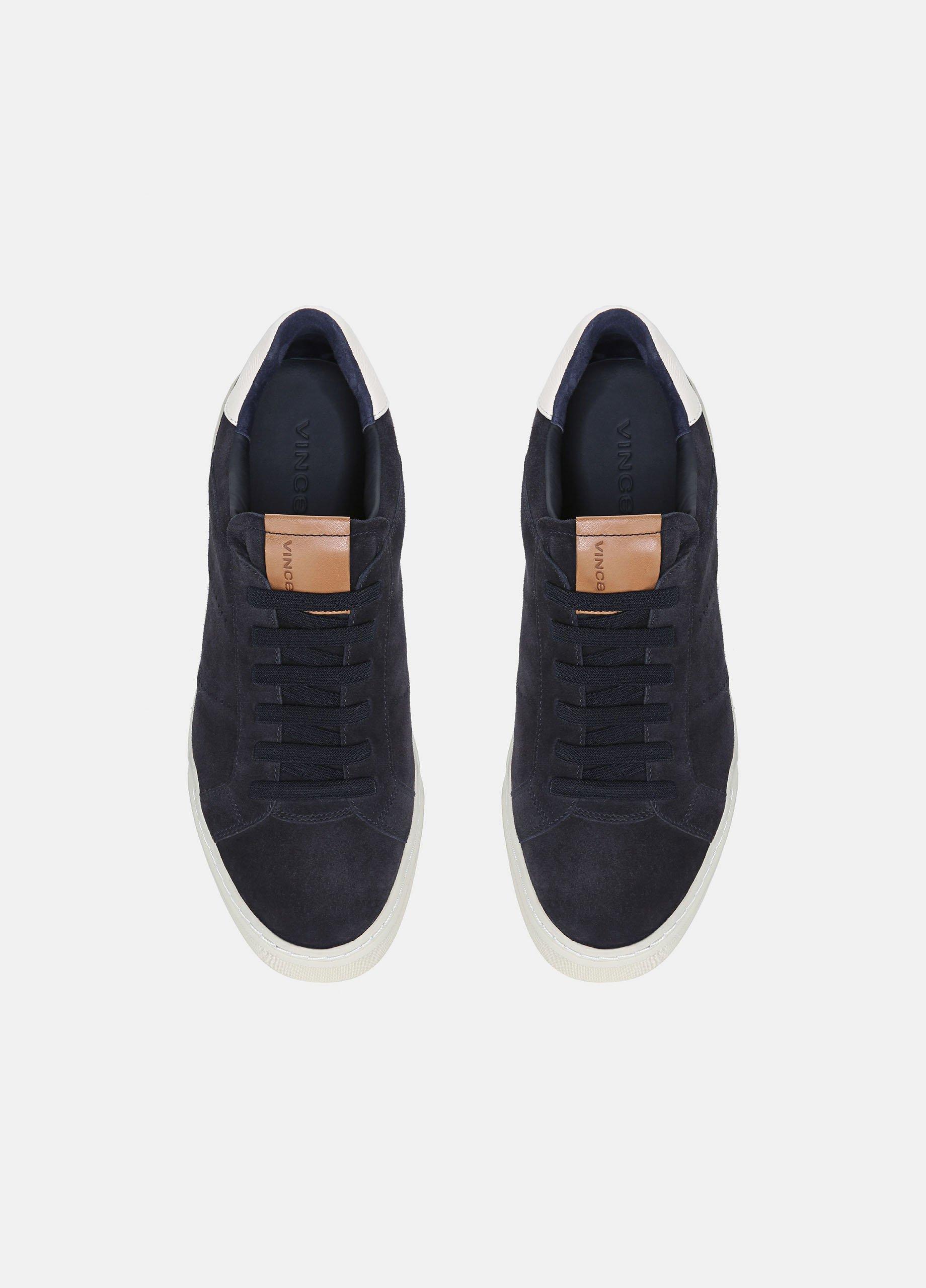 Mercer Suede Sneaker