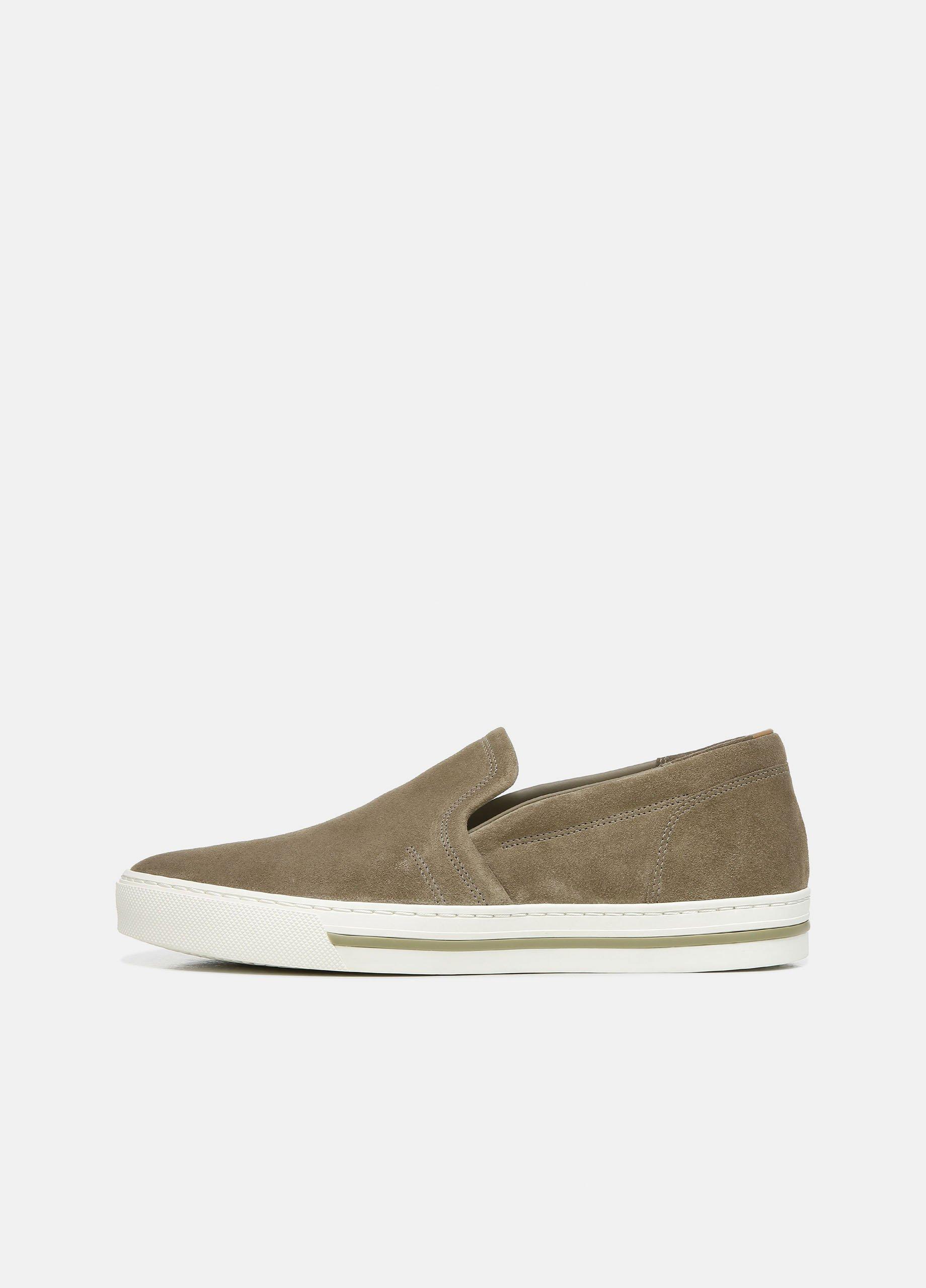 Colton Suede Sneaker
