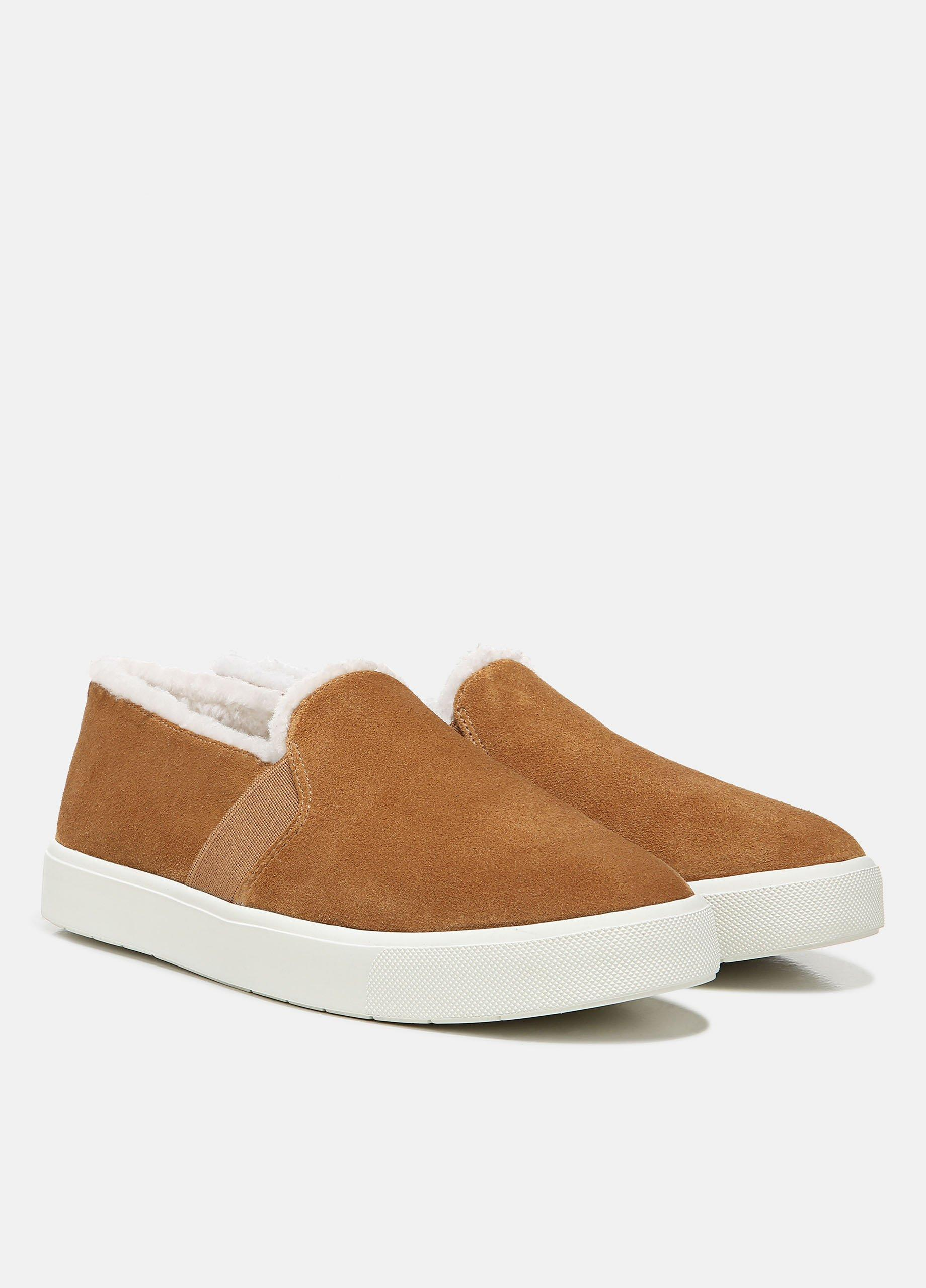Blair Shearling Sneaker