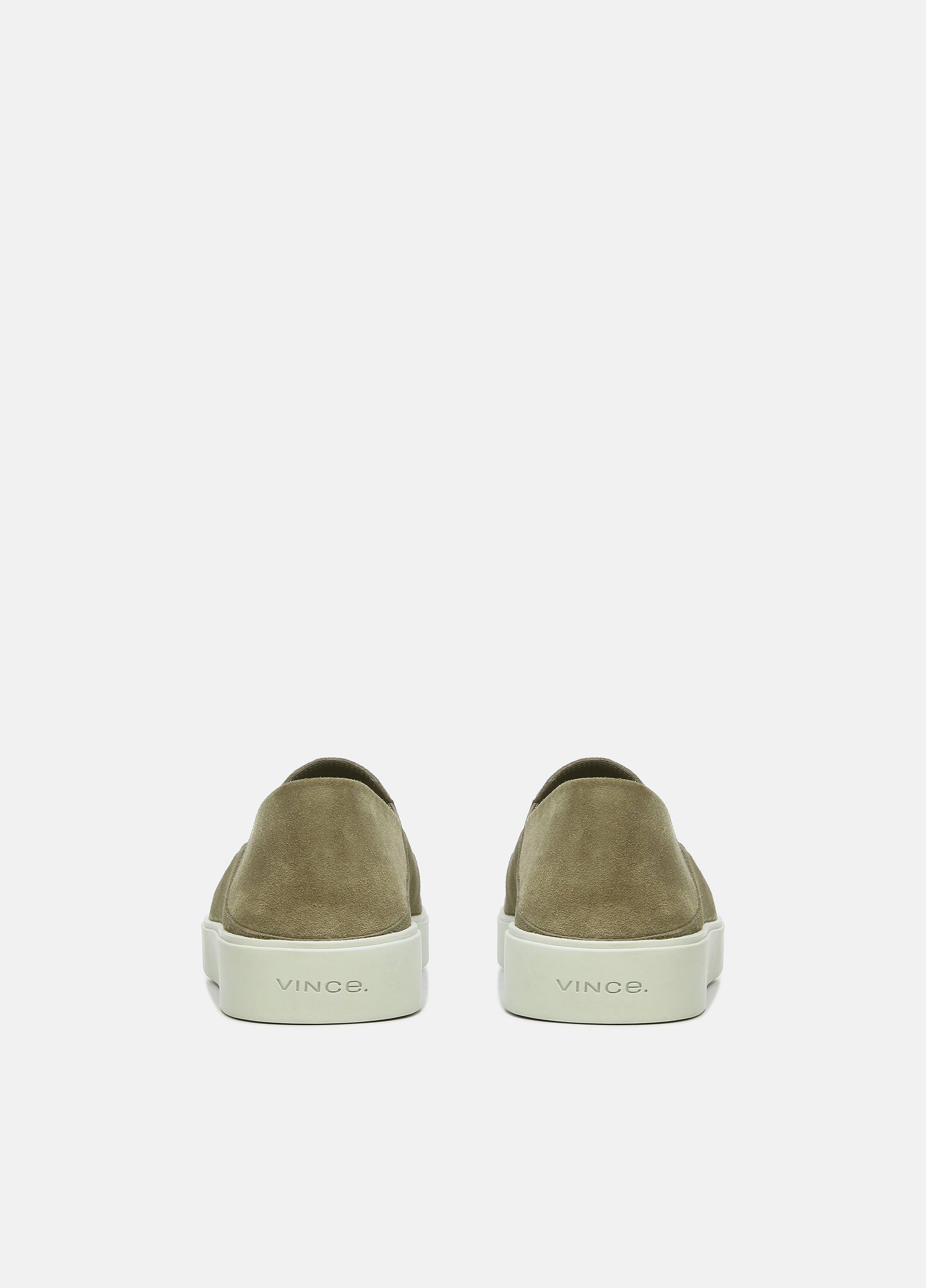 Thomas Suede Sneaker