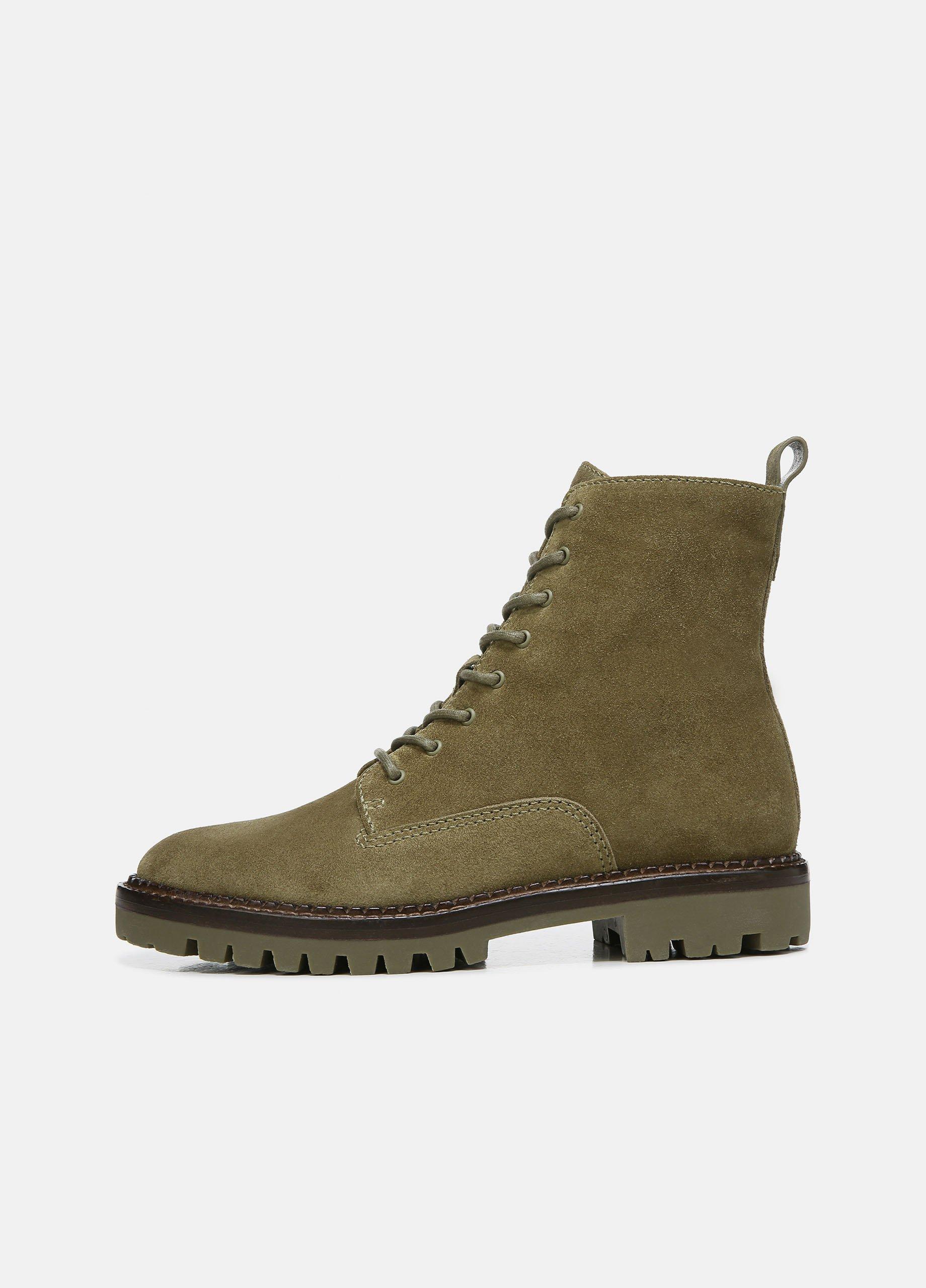Cabria Suede Lug Boot