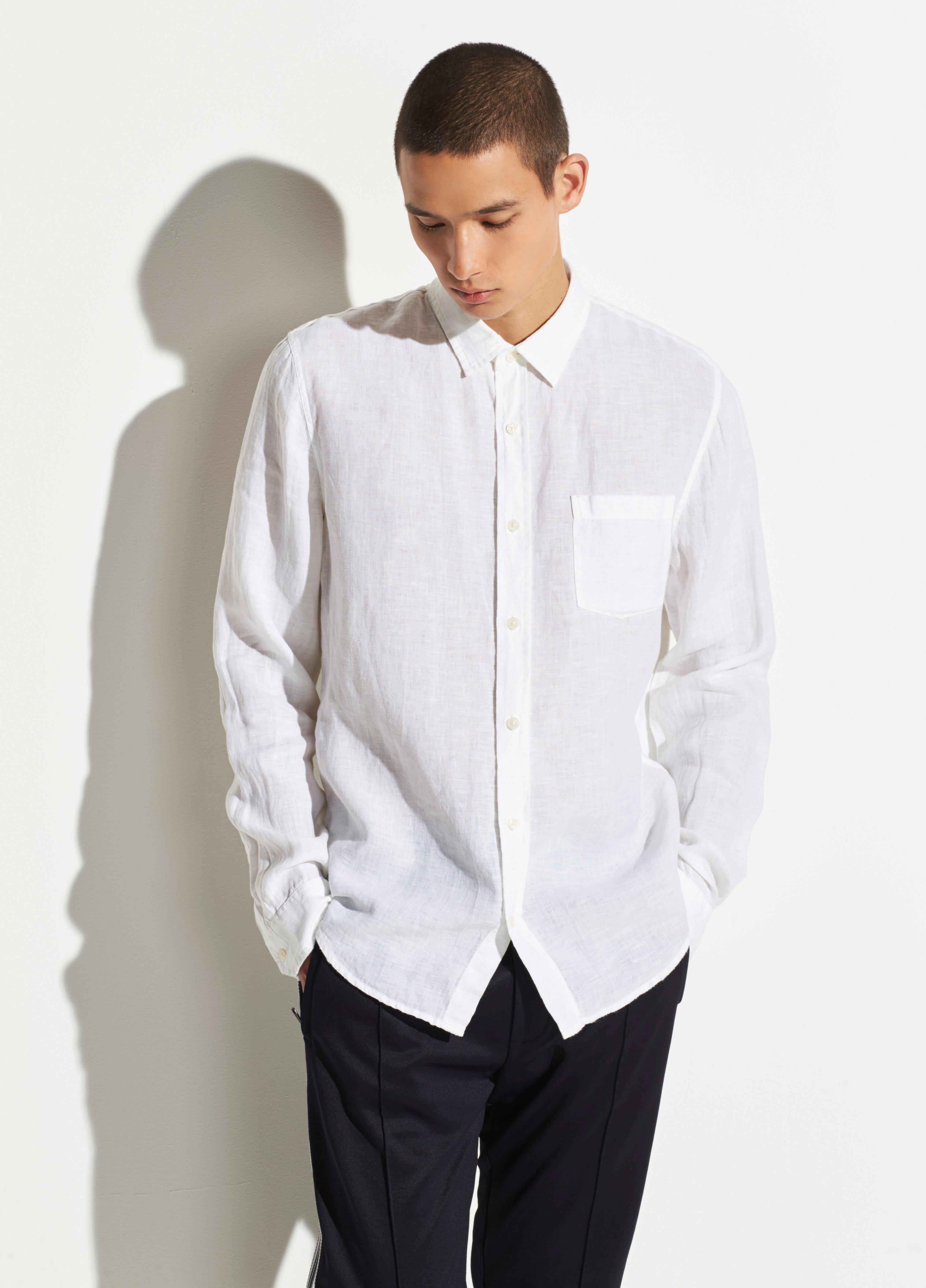 Linen Long Sleeve