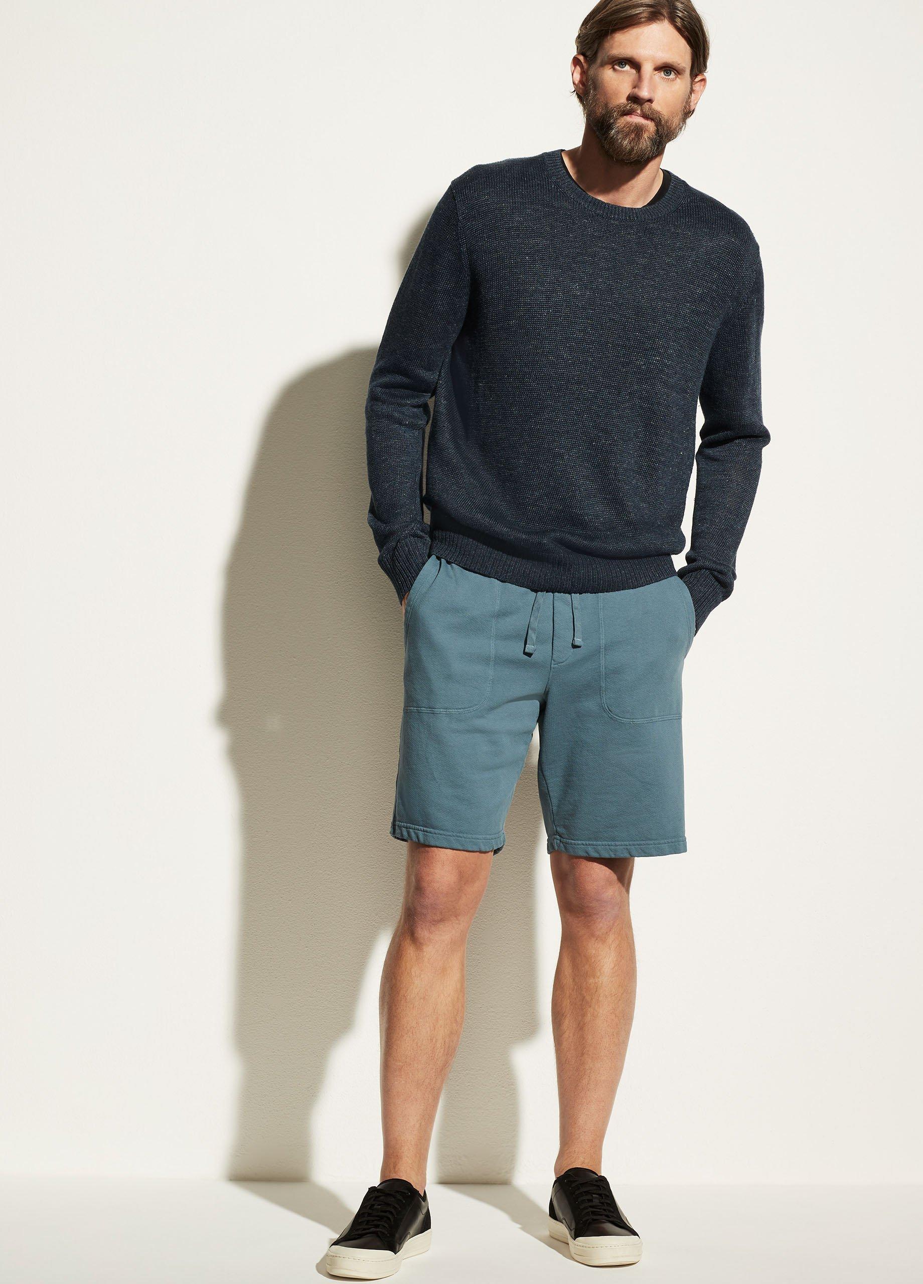 French Terry Garment Dye Short