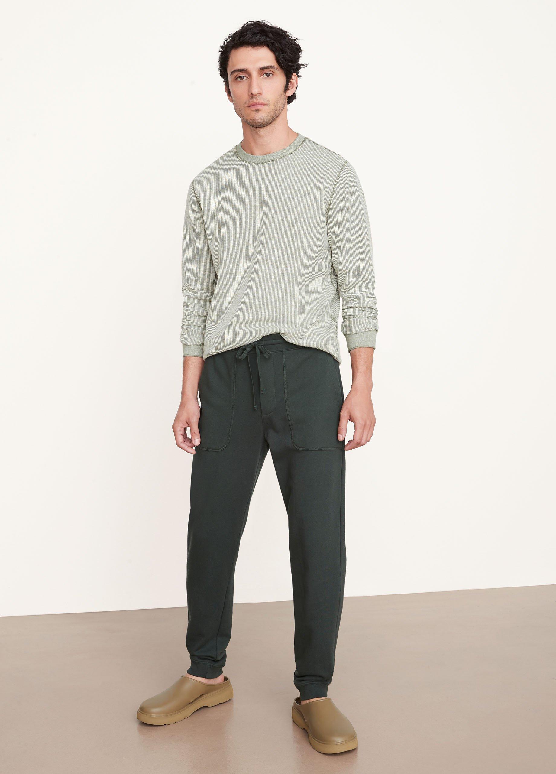 Garment Dye French Terry Jogger