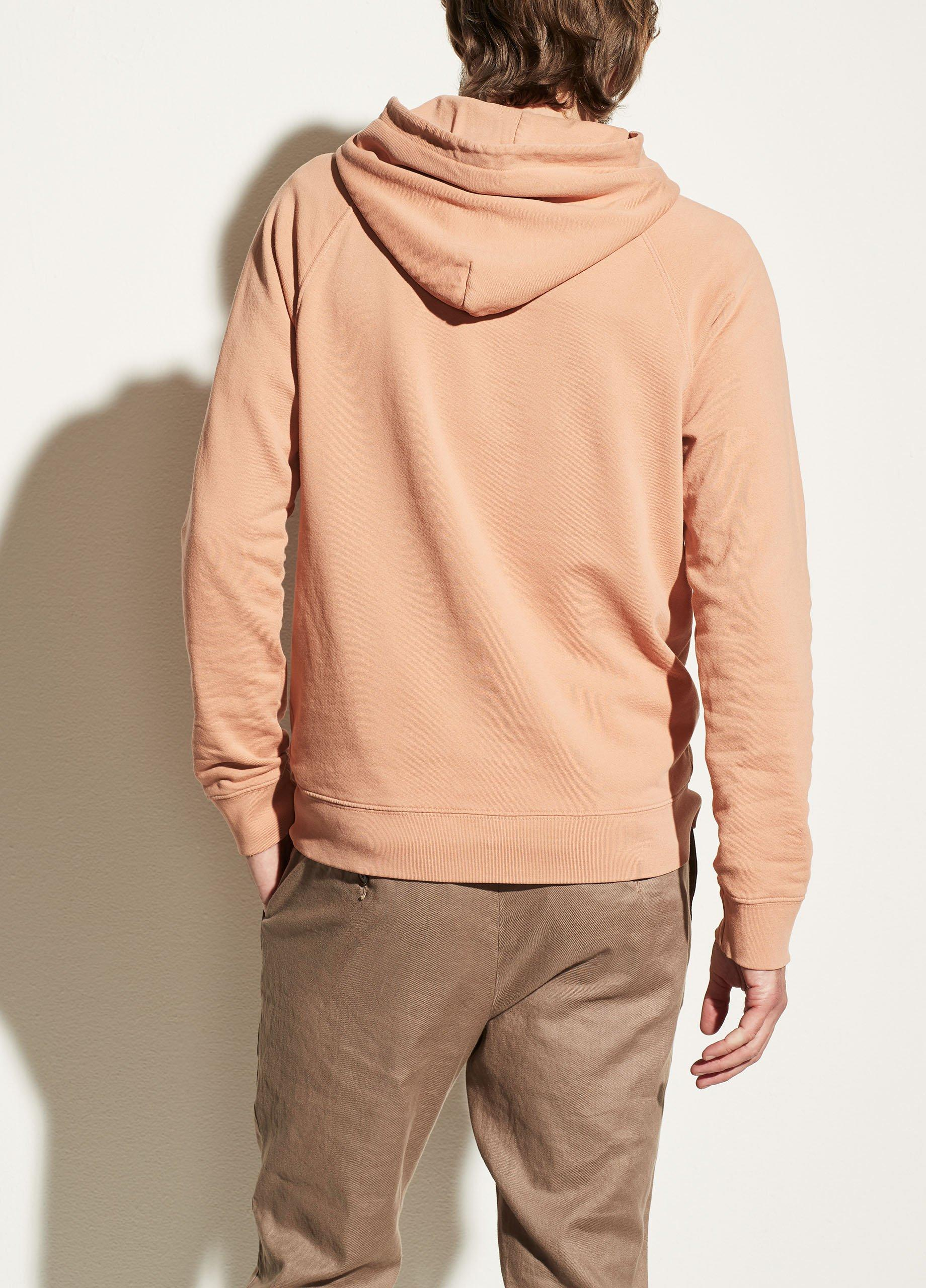 Garment Dye Popover Hoodie