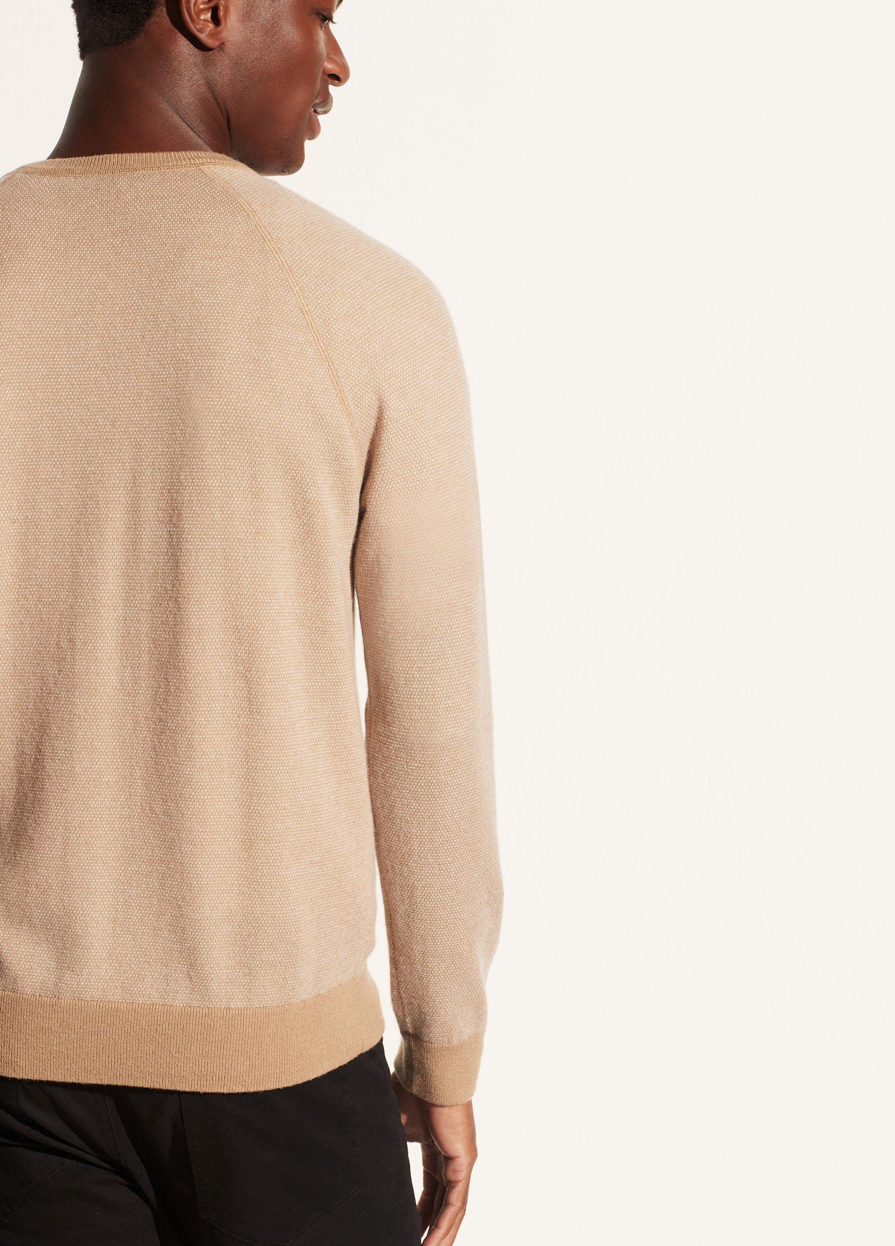 Birdseye Raglan Long Sleeve