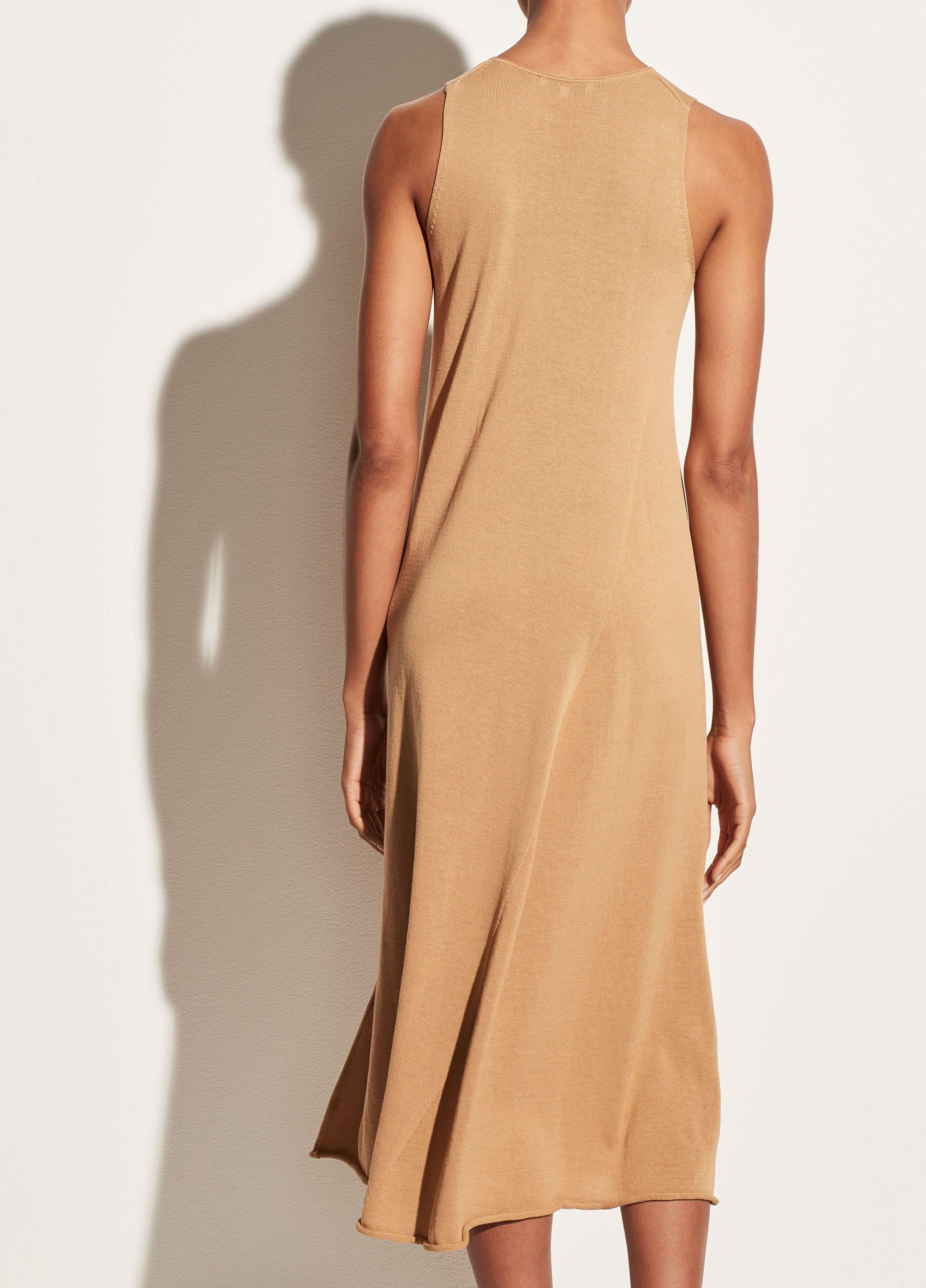 Shirred Tank Dress