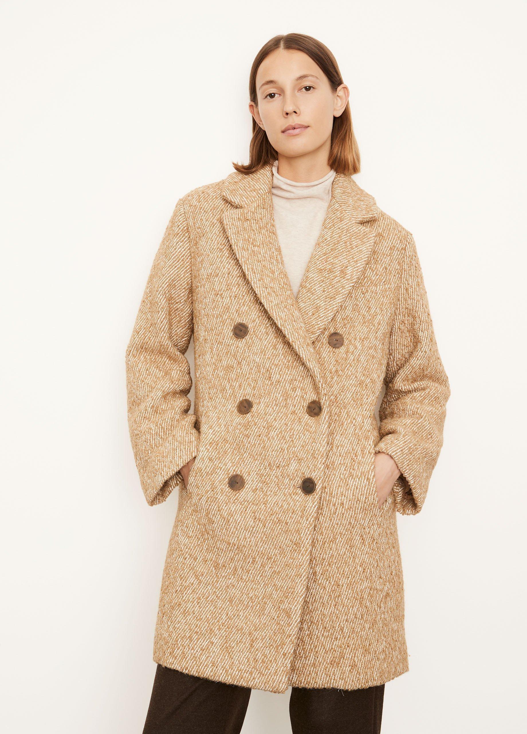 Twill Cinched Waist Coat